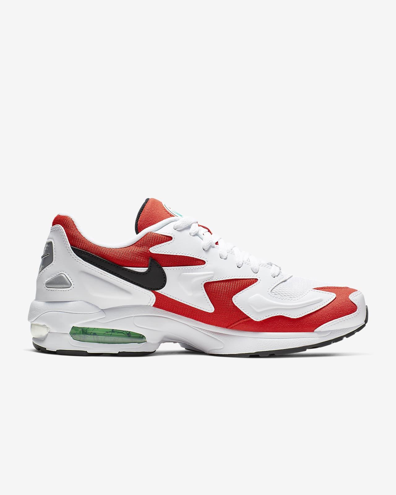 Ambicioso miseria calidad  Nike Air Max2 Light Men's Shoe. Nike.com
