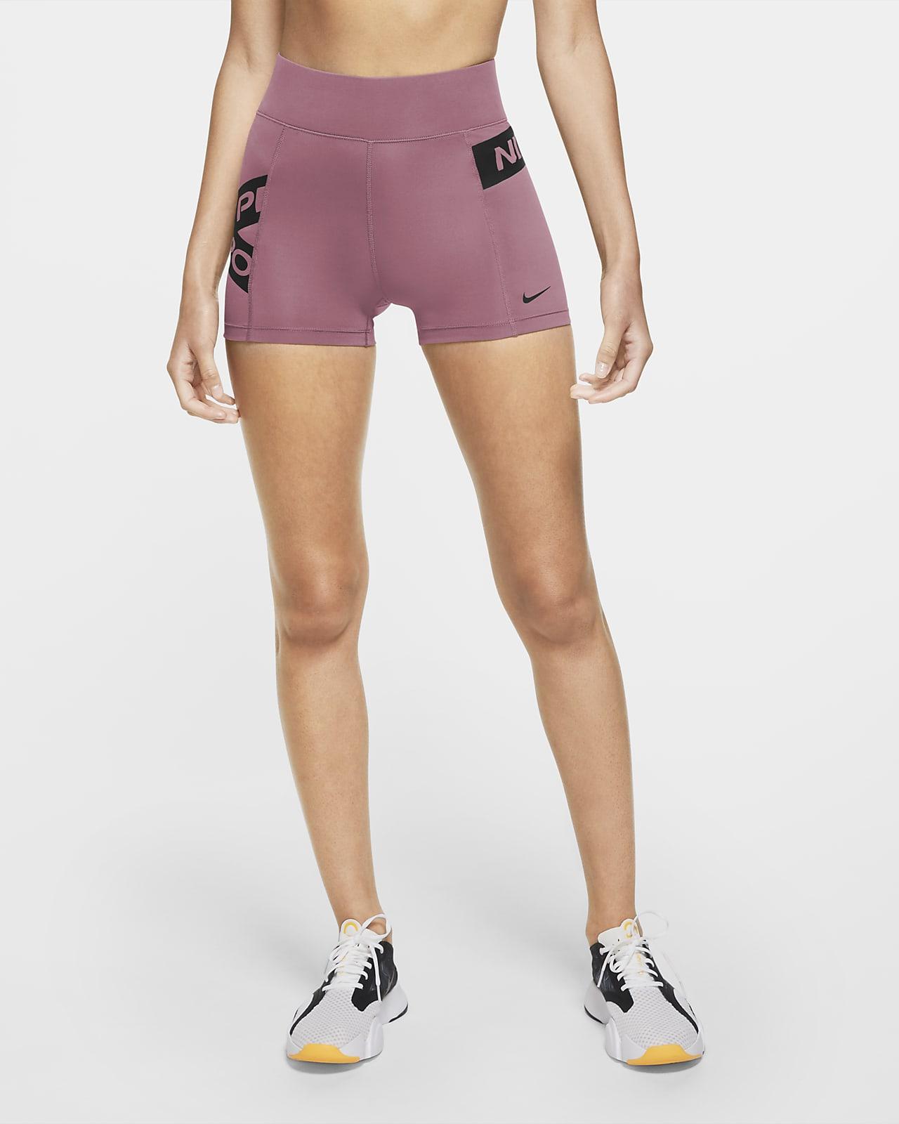 Nike Pro Women's Graphic Shorts