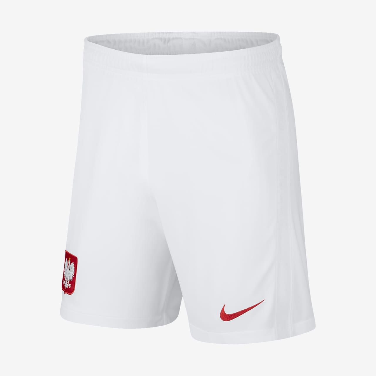 Shorts da calcio Polonia 2020 Stadium da uomo - Home/Away