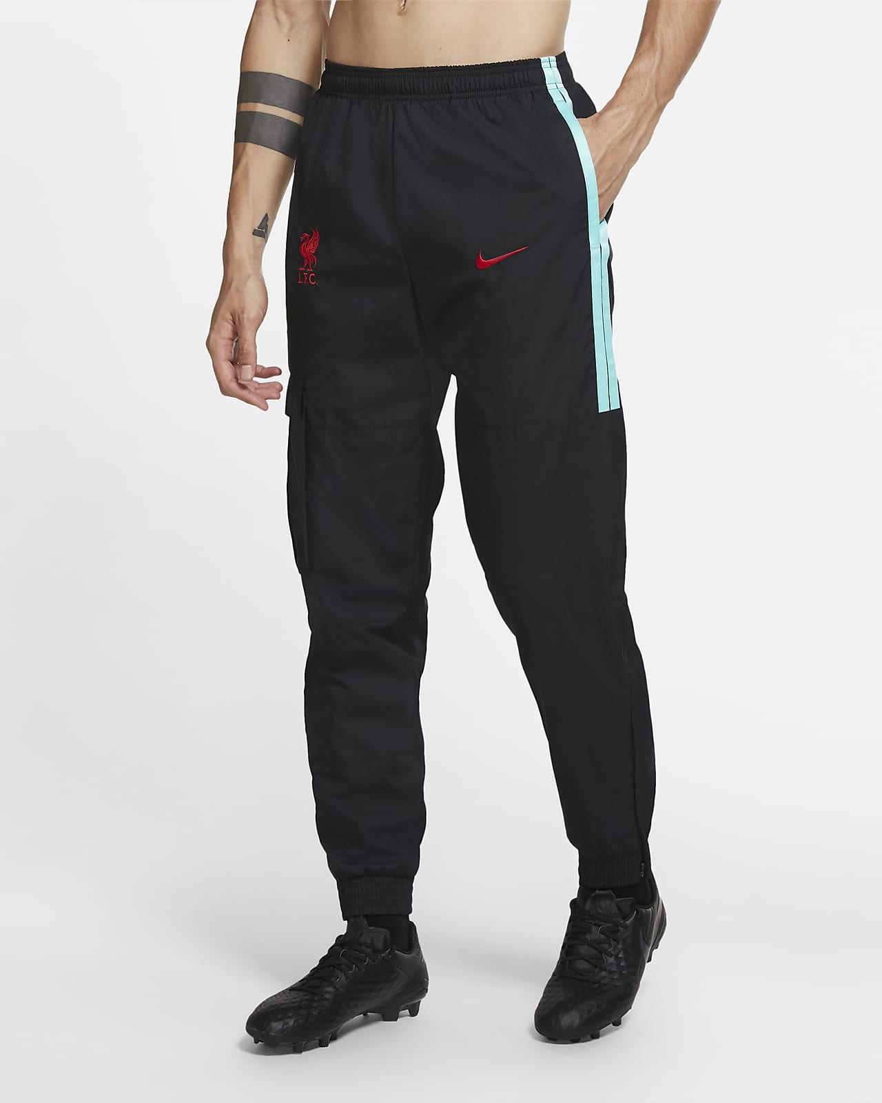 Woven Tracksuit Bottoms. Nike GB