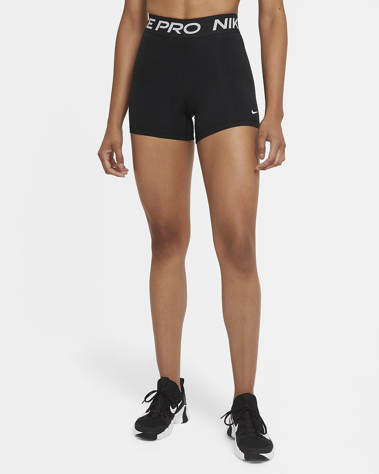 กางเกงขาสั้น 5 นิ้วผู้หญิง Nike Pro 365