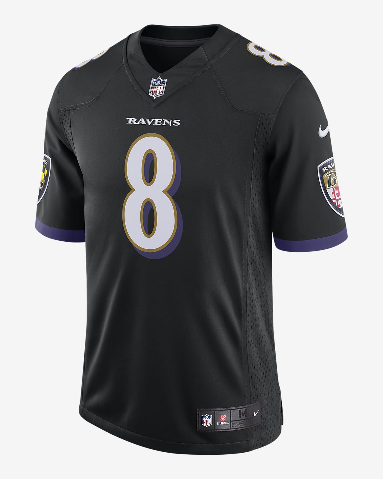 Nfl Baltimore Ravens Vapor Untouchable Lamar Jackson Men S Limited Football Jersey Nike Com