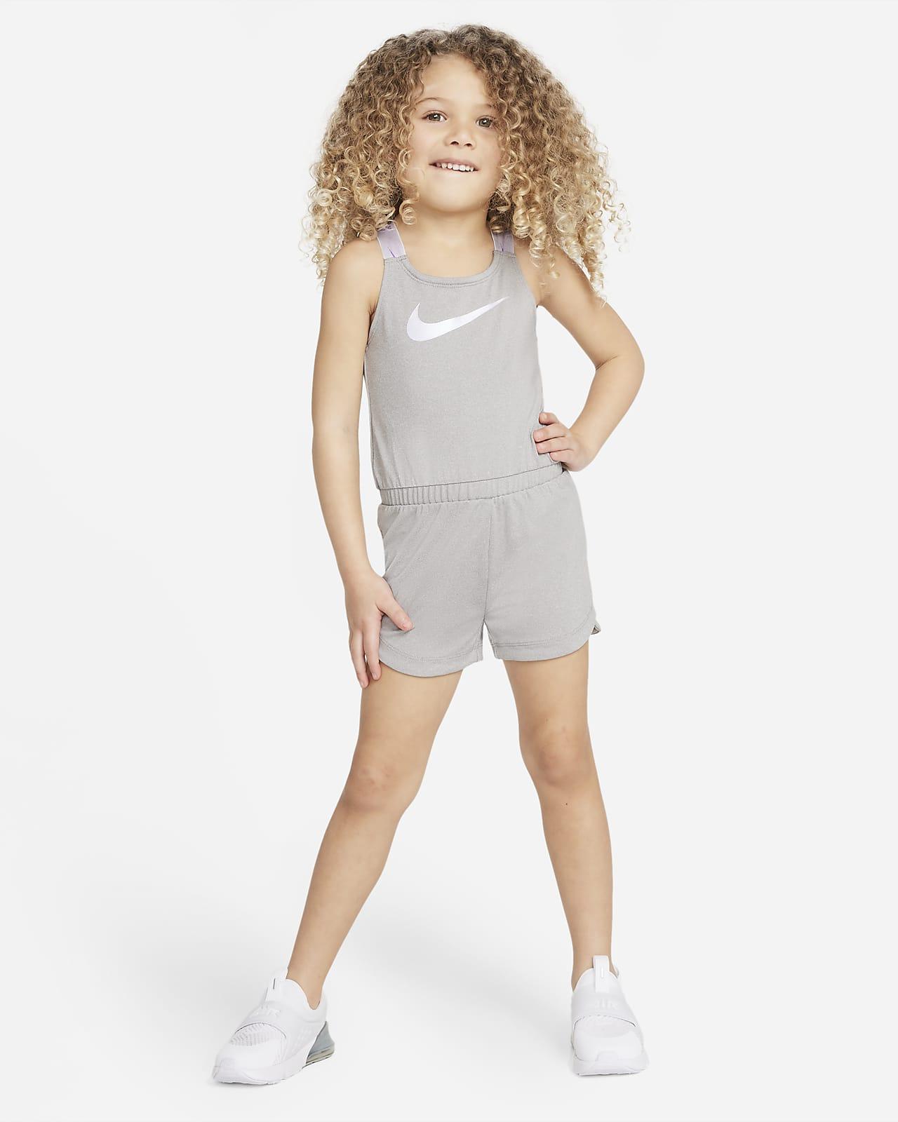 Nike Dri-FIT Toddler Romper
