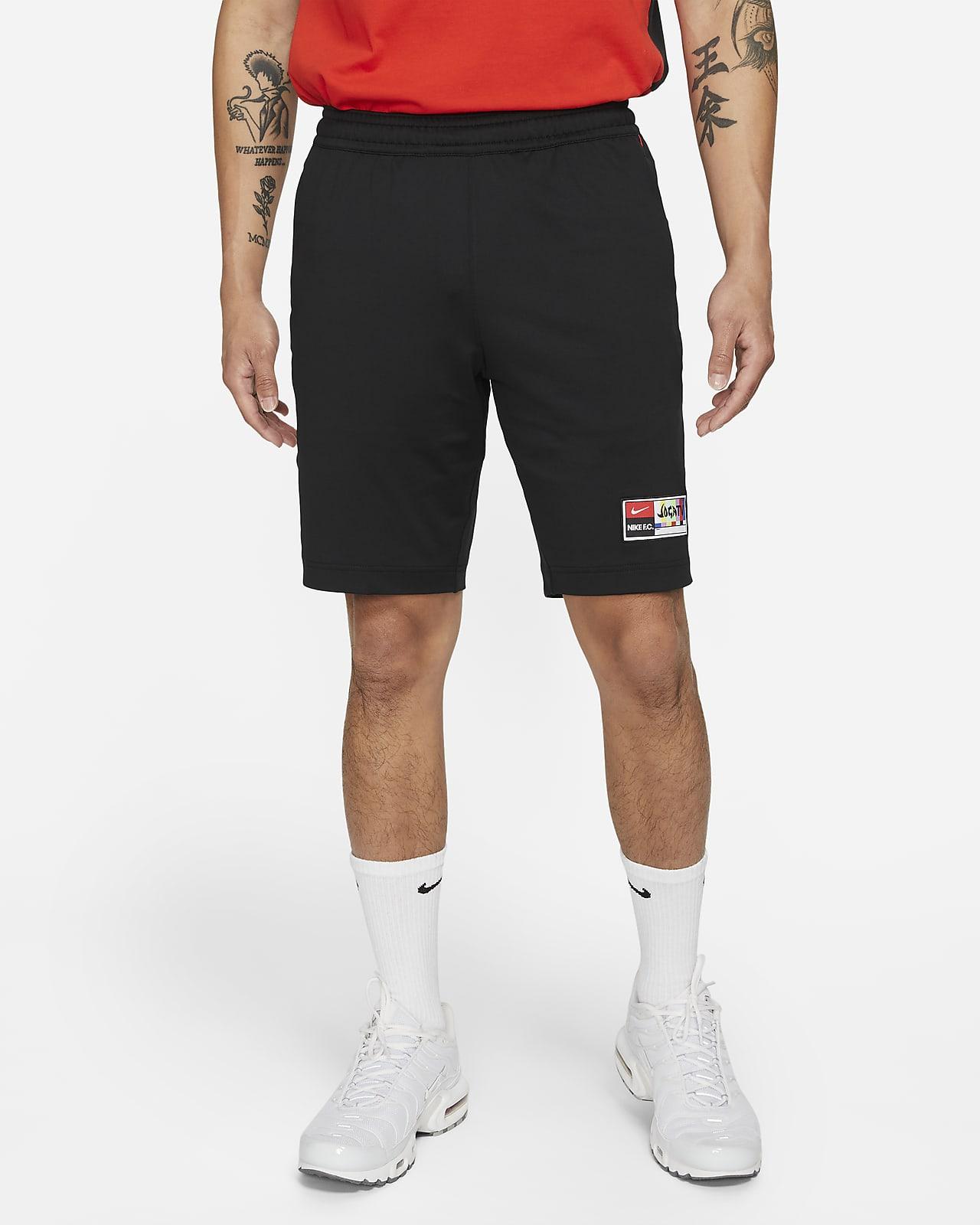 Nike F.C. Dri-FIT Men's Knit Soccer Shorts