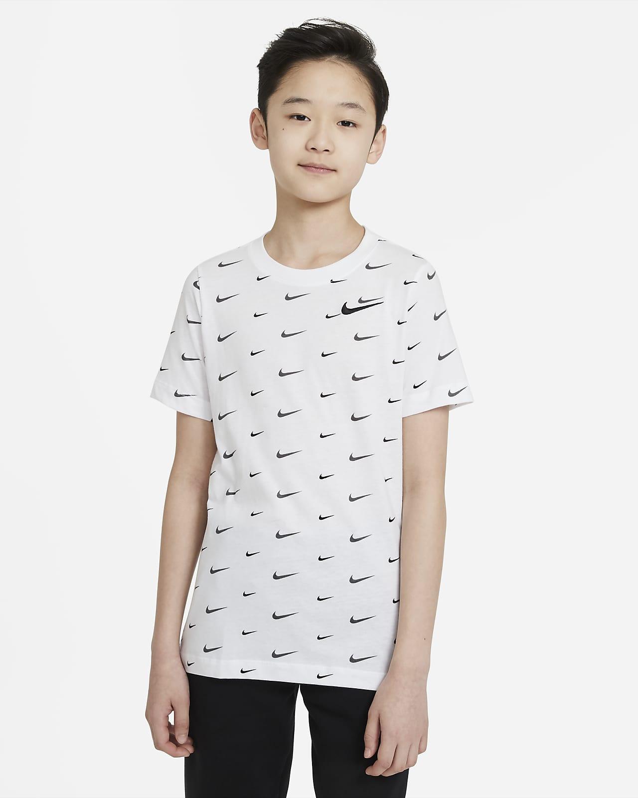 Nike Sportswear póló nagyobb gyerekeknek (fiúk)