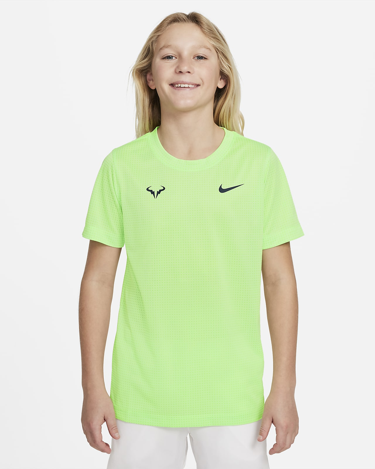 T-shirt da tennis Rafa - Ragazzo