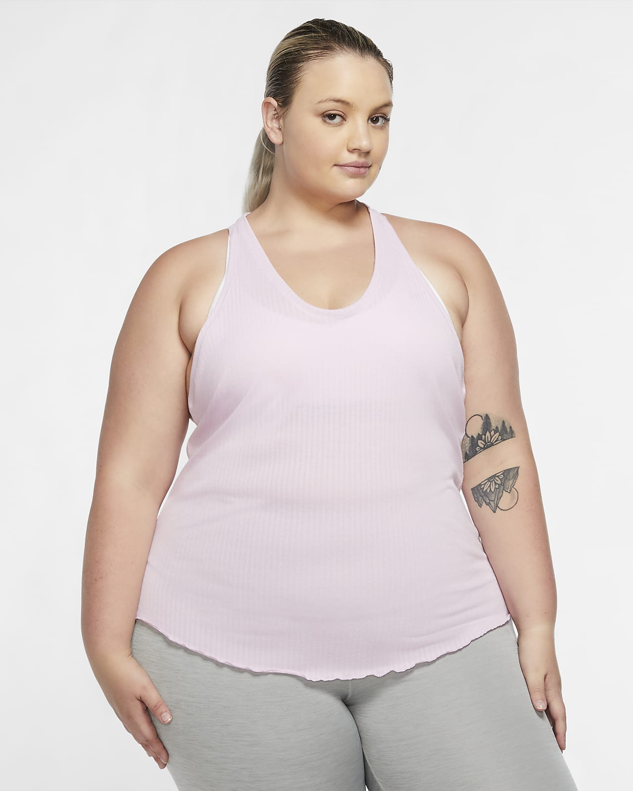 Nike Yoga Women's Tank (Plus Size)