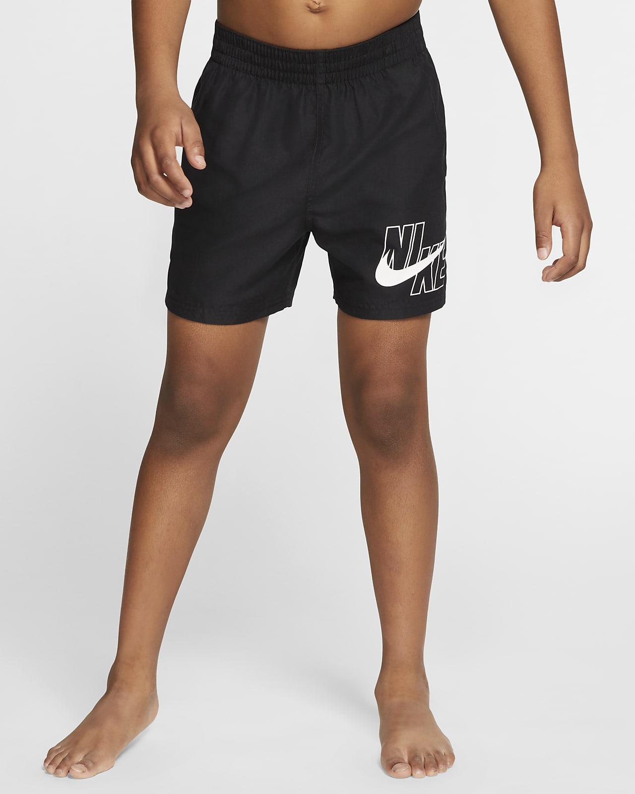 Short de bain Nike Lap 4 pour Garçon plus âgé