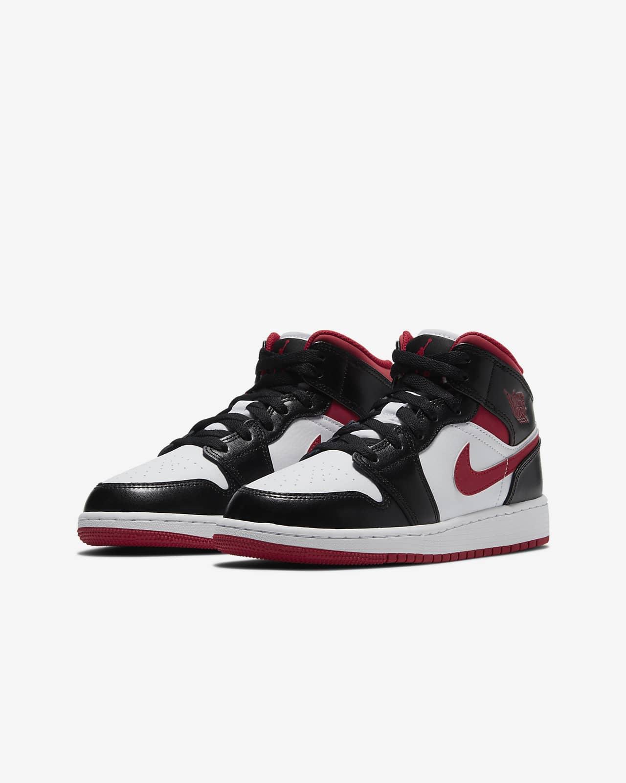 Chaussure Air Jordan 1 Mid pour Enfant plus âgé. Nike LU