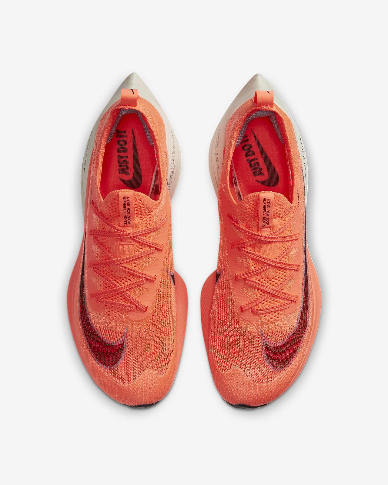 Chaussure de course Nike Air Zoom Alphafly NEXT% pour Homme. Nike FR