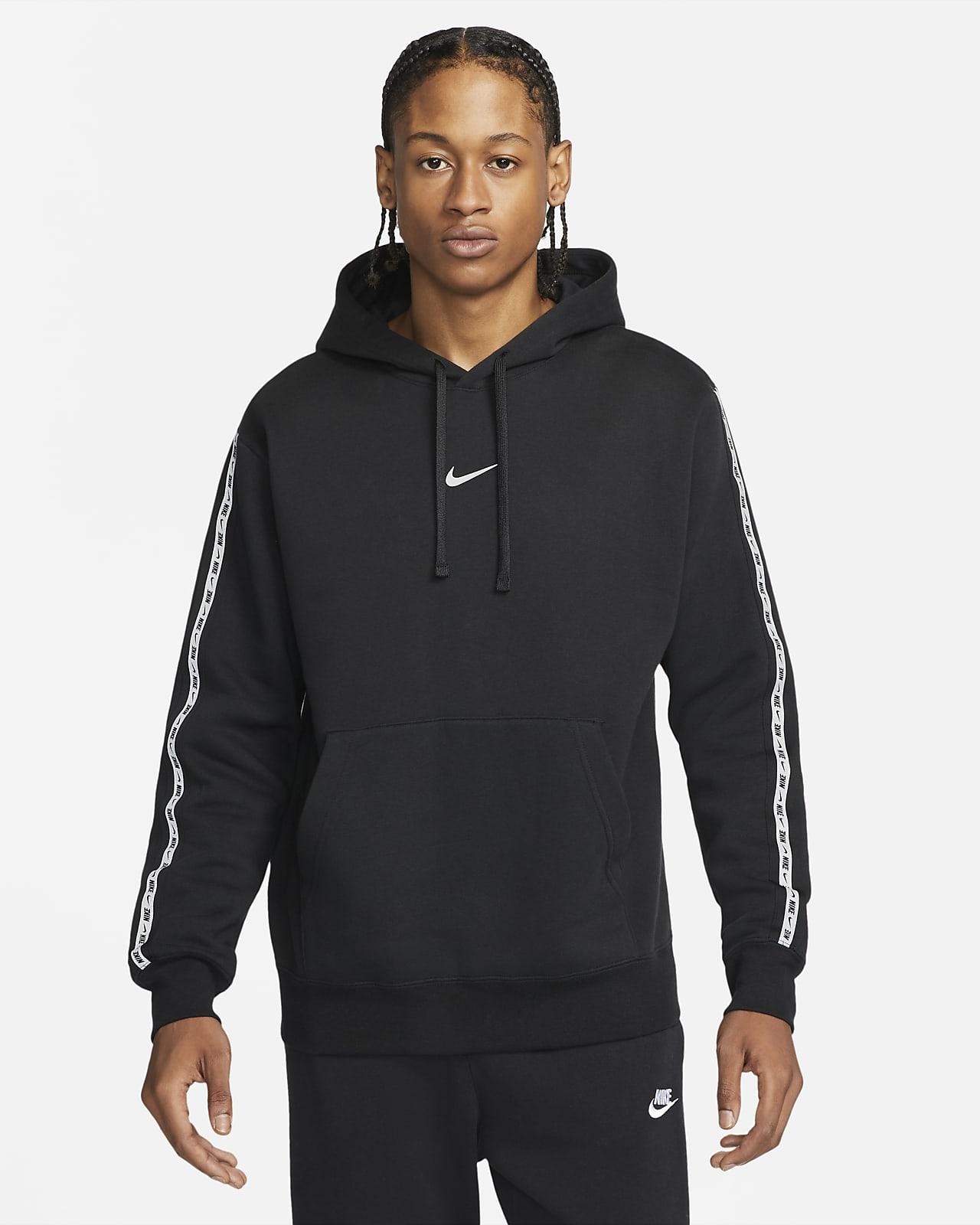 Ανδρική φλις μπλούζα με κουκούλα Nike Sportswear