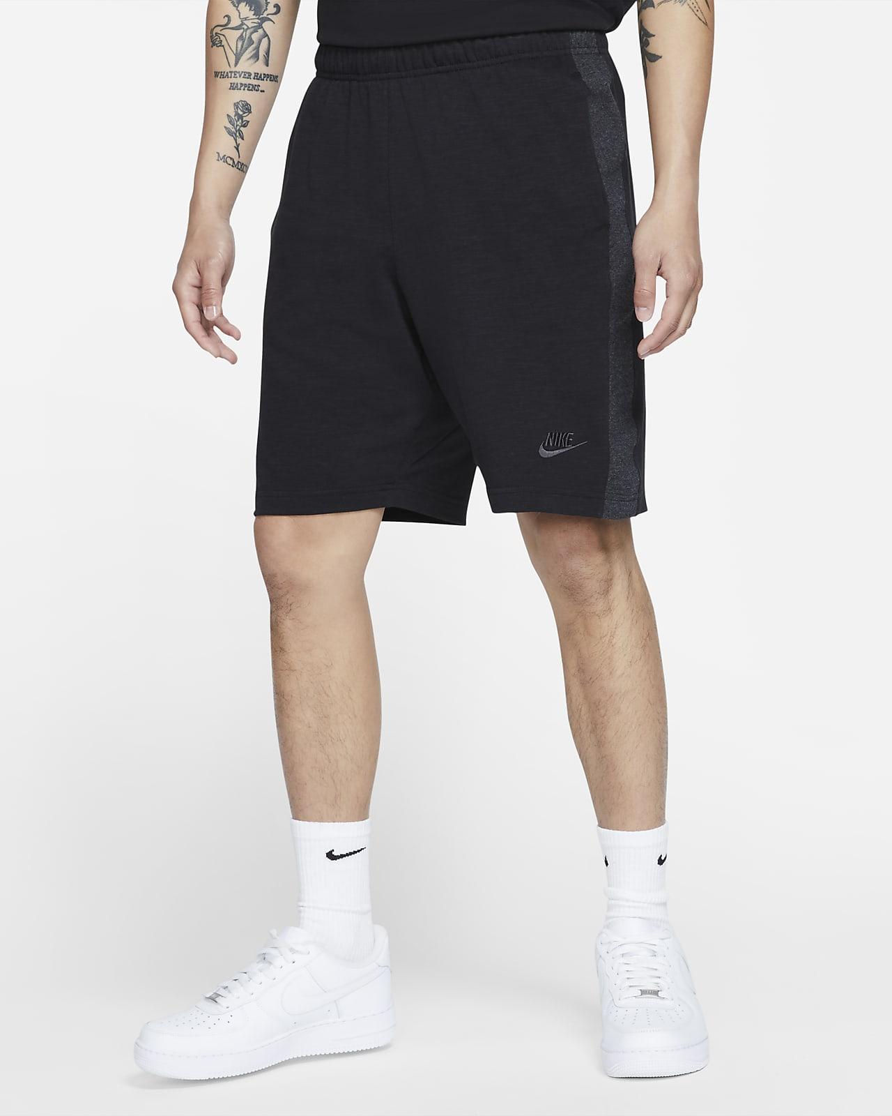 Nike Sportswear 男款平織短褲
