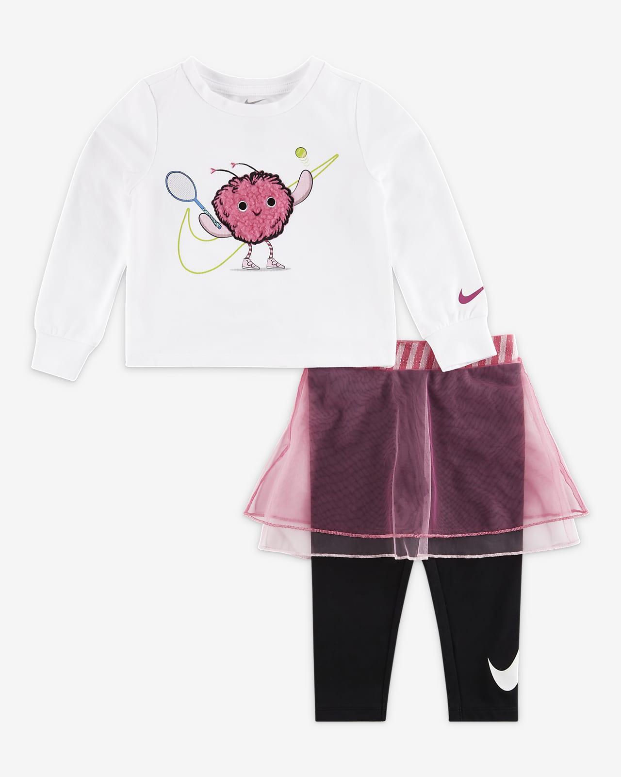 Nike Toddler T-Shirt and Leggings Set