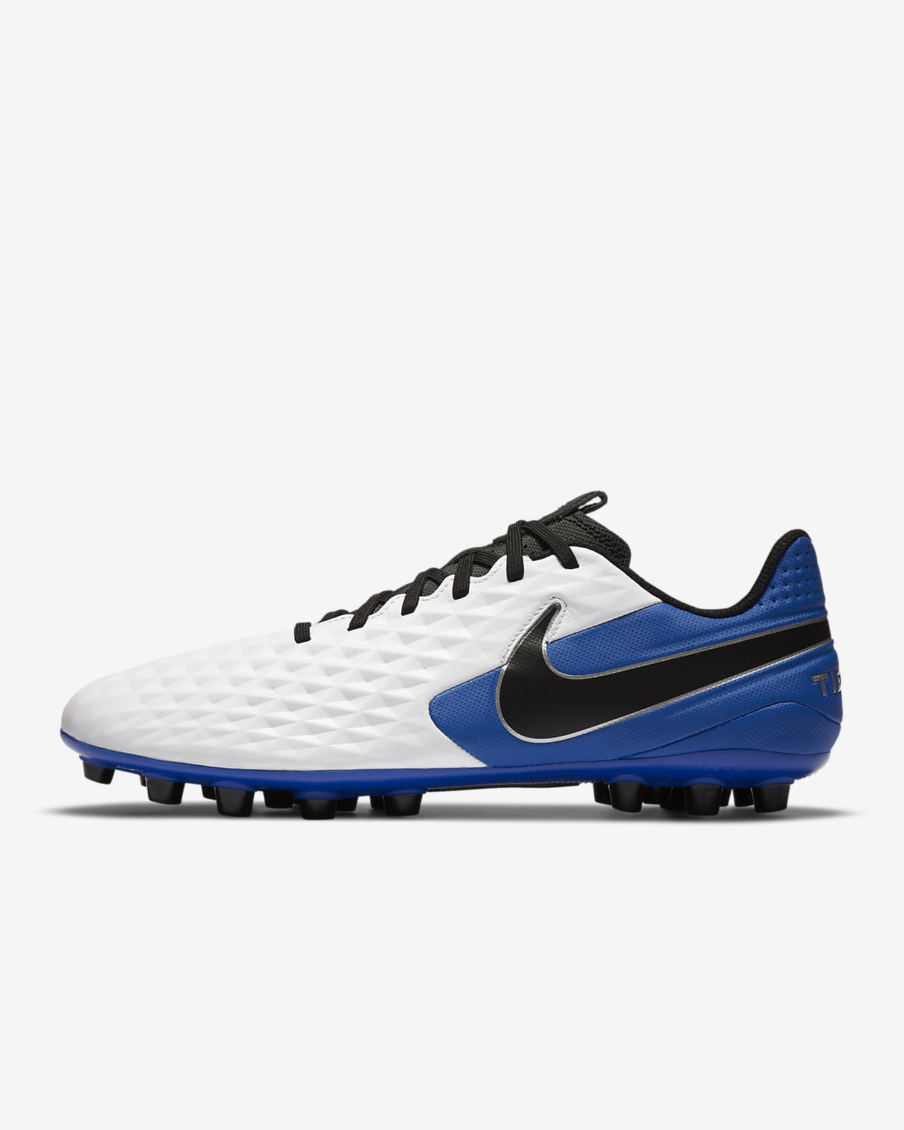 Nike Tiempo Legend 8 Academy AG műgyepre készült stoplis futballcipő