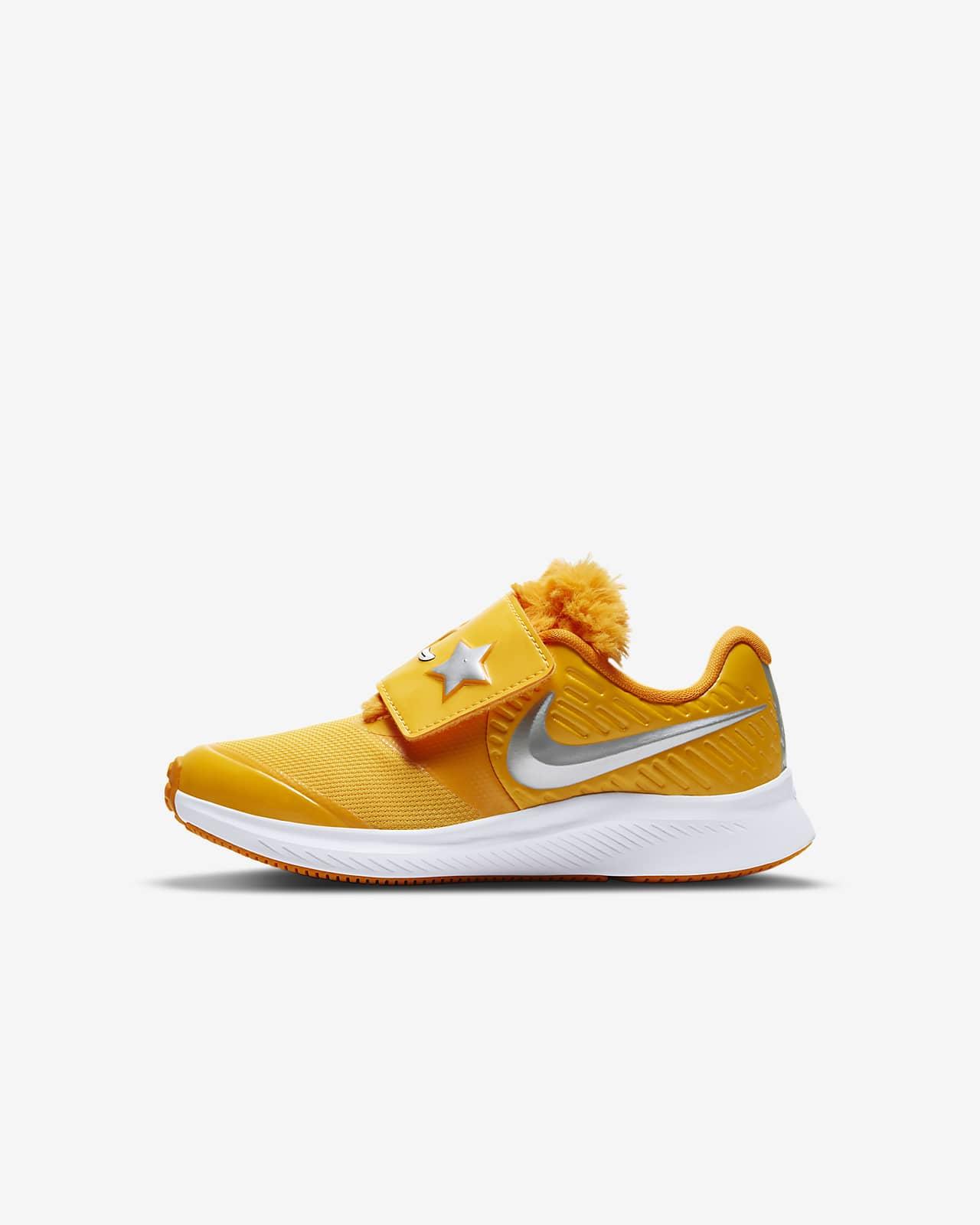 nike star runner orange