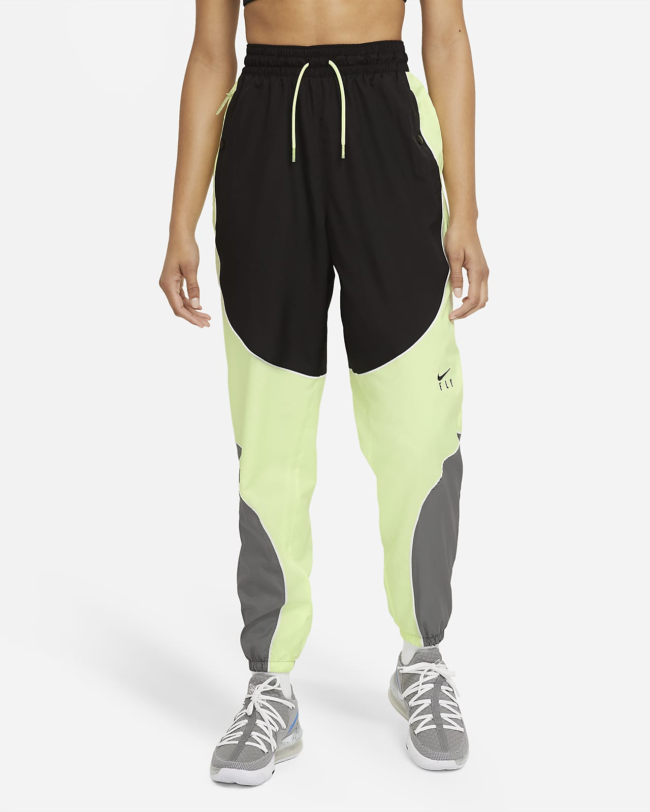 Pantalon de basketball Nike Swoosh Fly pour Femme