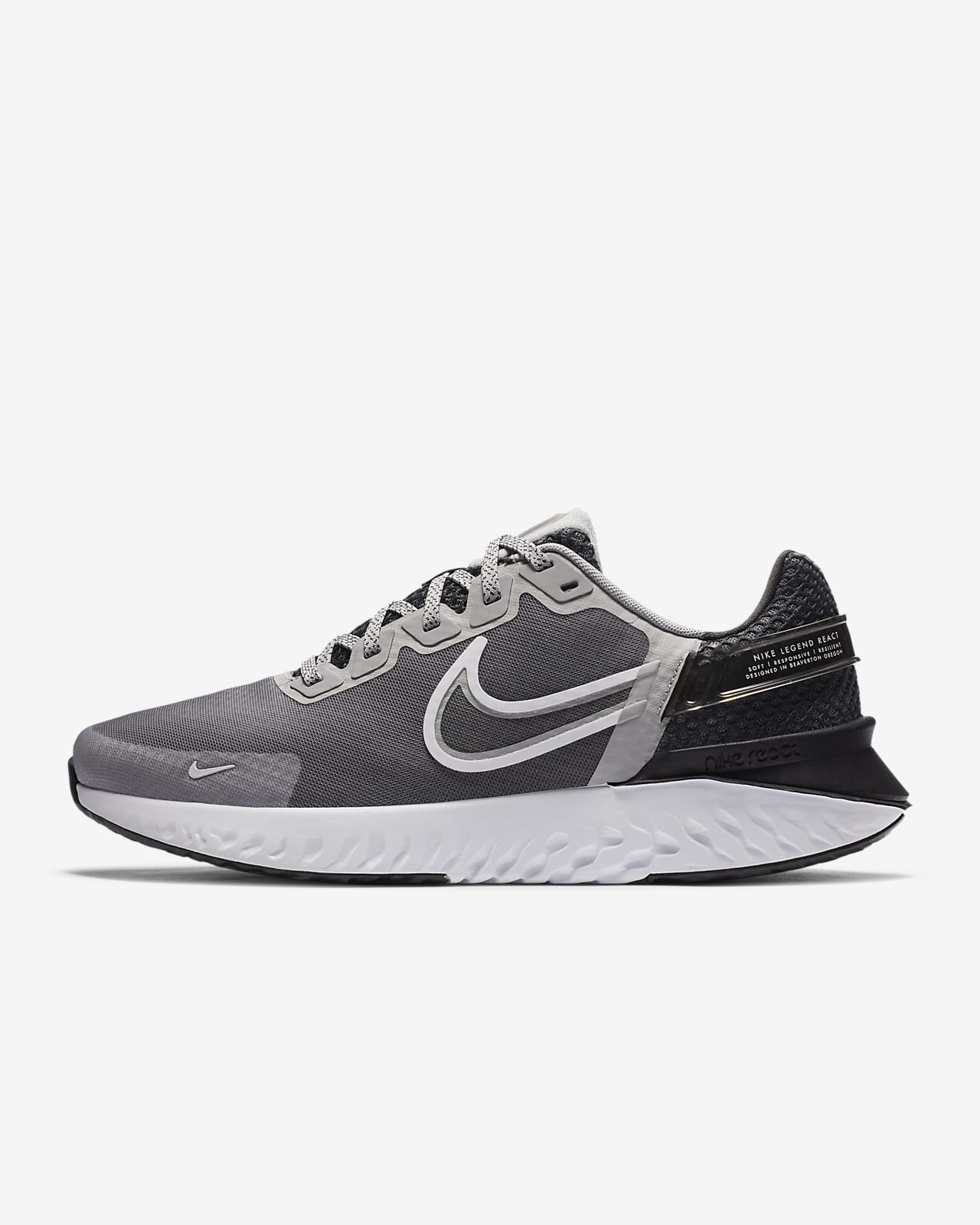 Nike Legend React 3 男子跑步鞋