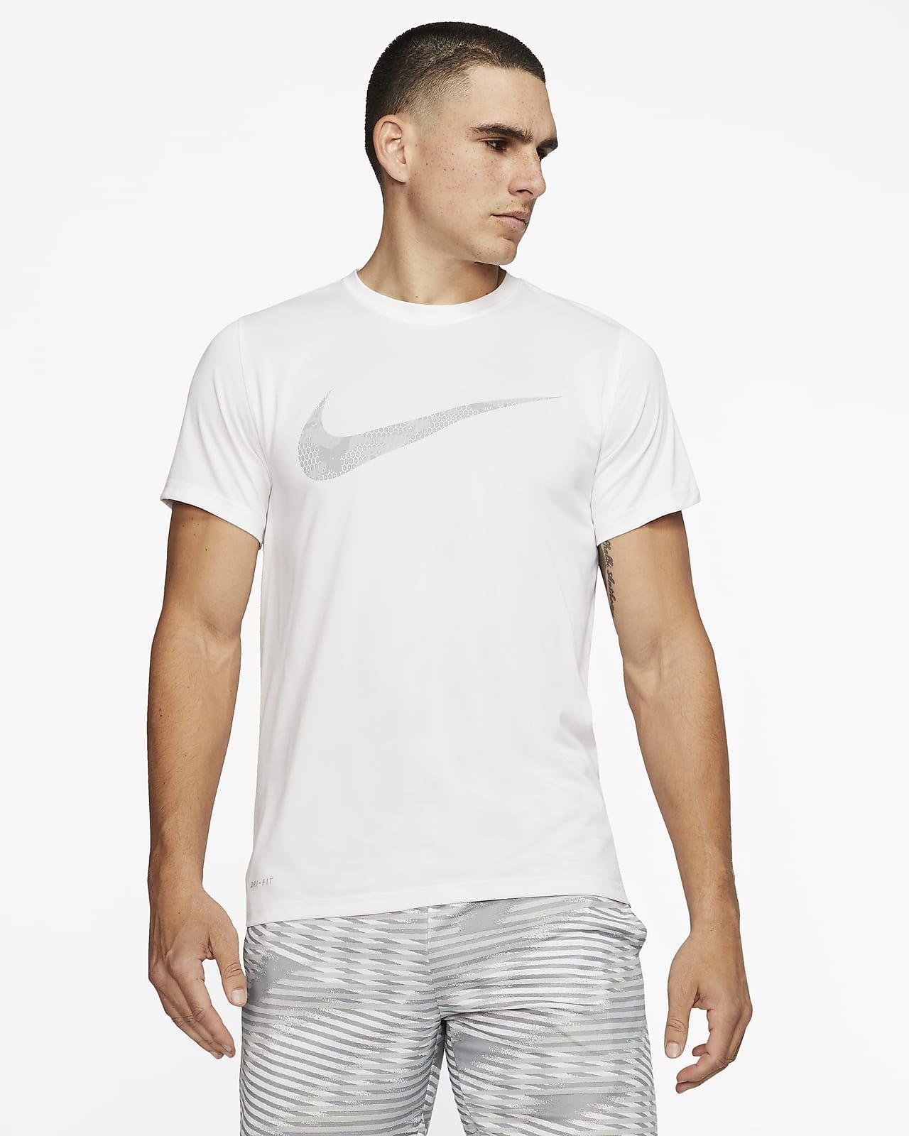 Nike Dri FIT Legend Men's Camo Swoosh Training T Shirt