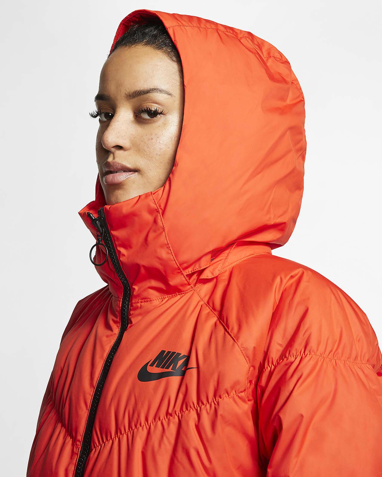 Parkas Nike Sportswear Synthetic Fill för kvinnor. Nike SE