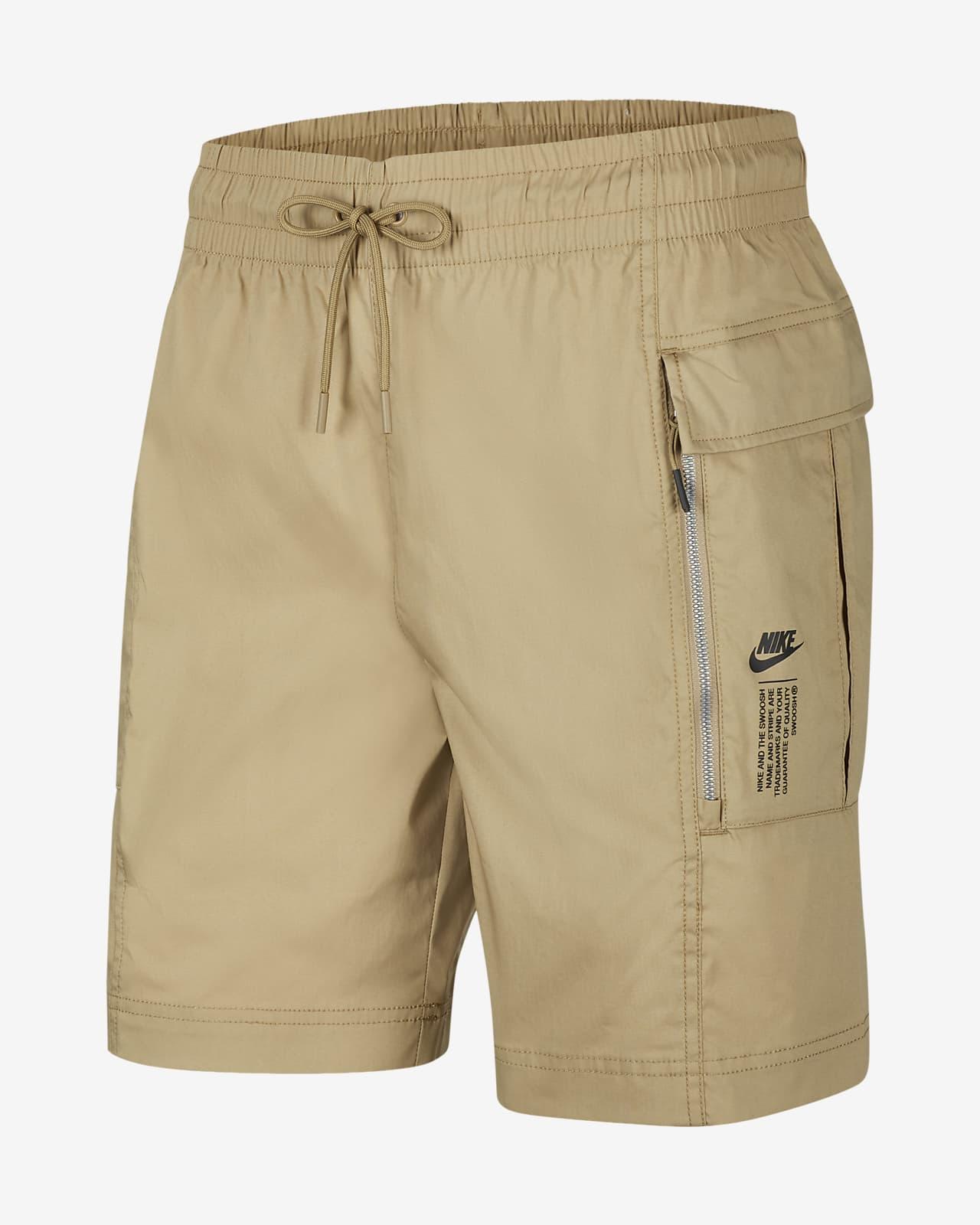 Nike Sportswear 男子梭织工装短裤