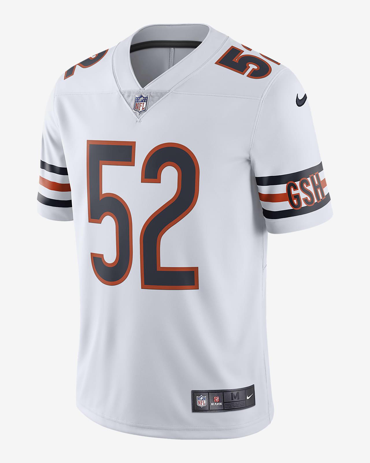 Nfl Chicago Bears Vapor Untouchable Khalil Mack Men S Limited Football Jersey Nike Com
