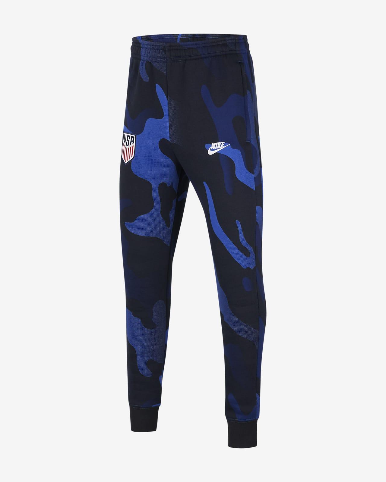 U.S. Big Kids' Fleece Soccer Pants