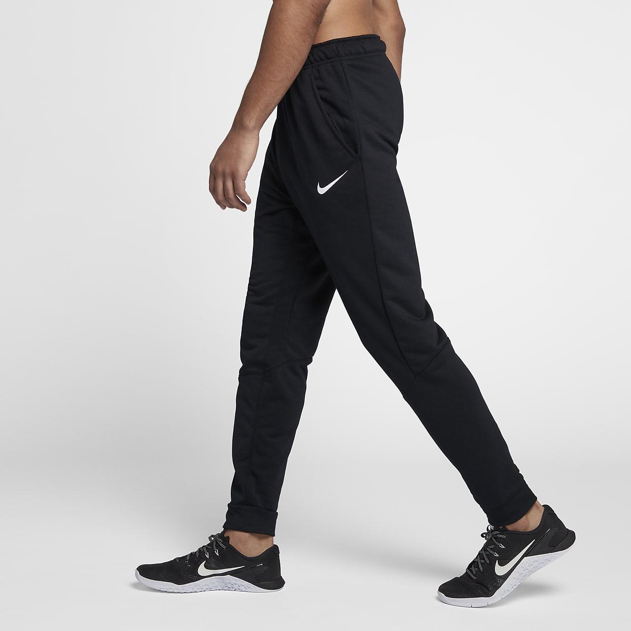 Detener lanzamiento carrera  Nike Dri-FIT Men's Tapered Fleece Training Pants. Nike.com