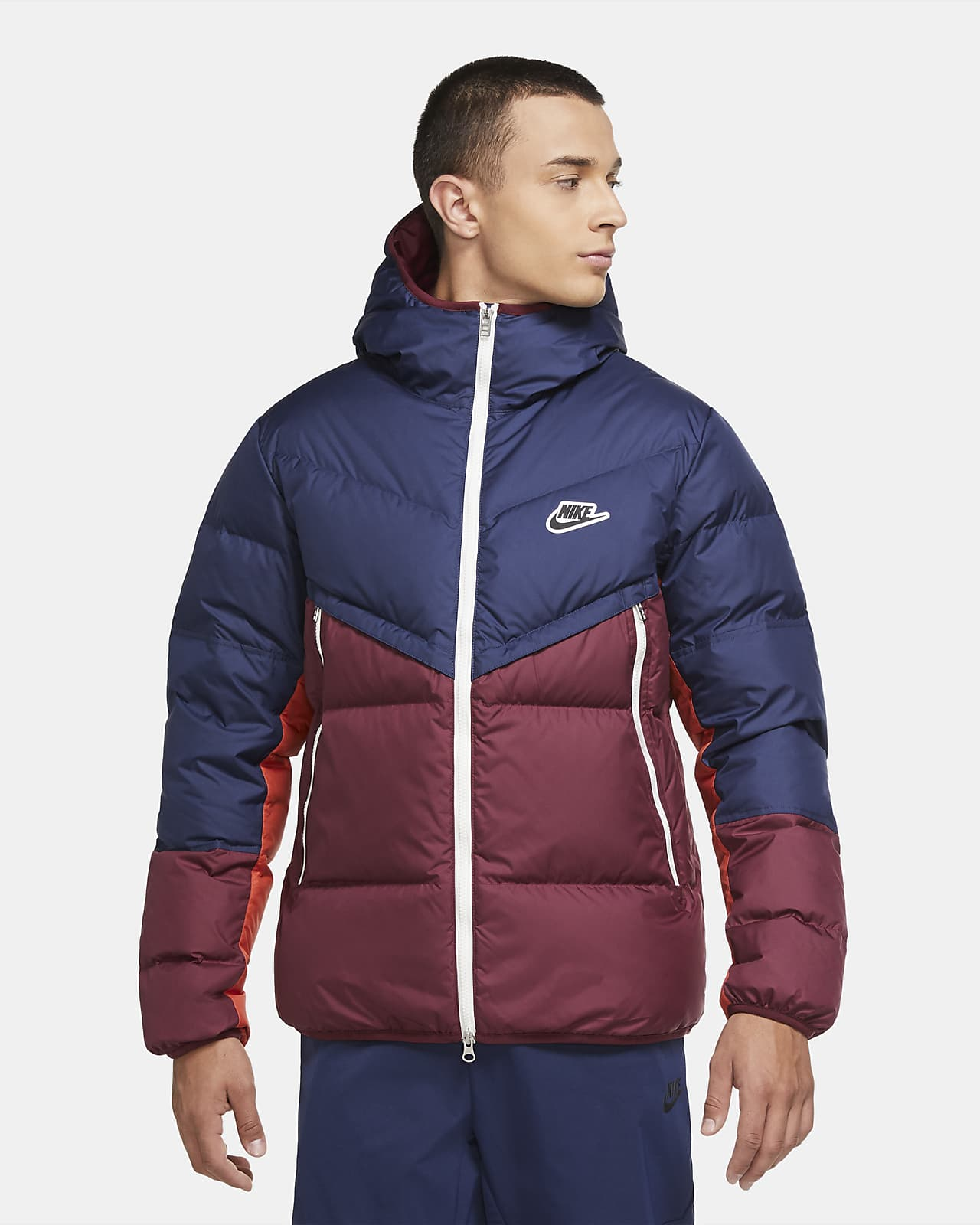 Nike Sportswear Down-Fill Windrunner Men's Jacket