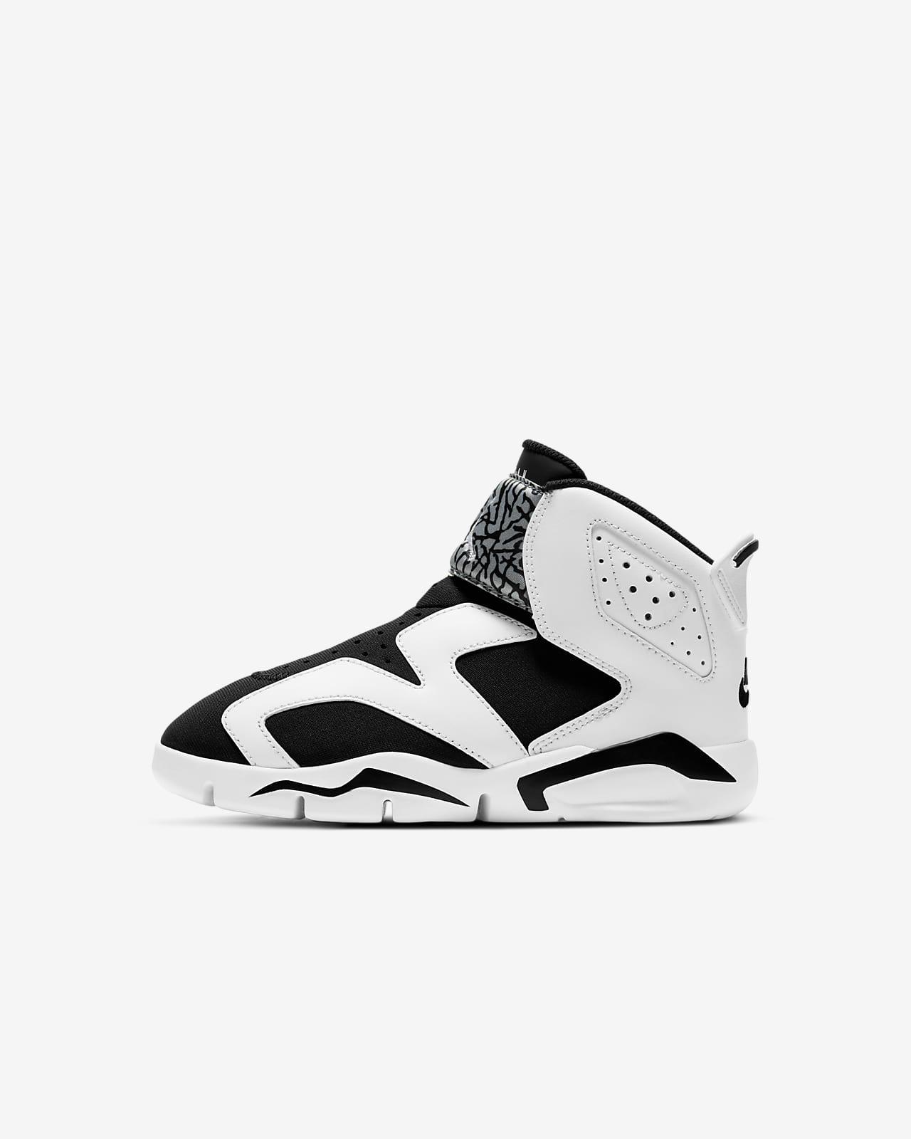 Jordan 6 Retro Little Flex Younger Kids' Shoe