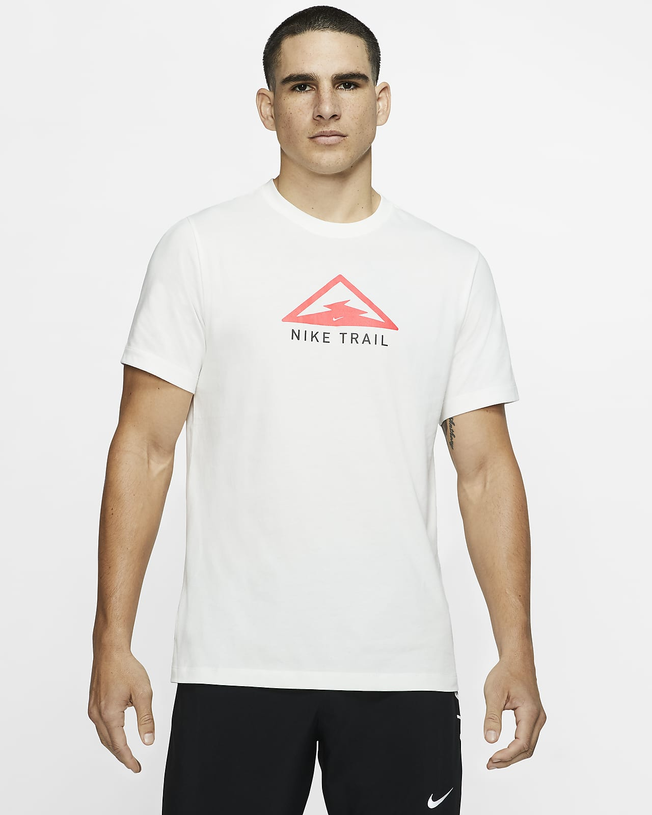 Nike Dri-FIT Trail T-skjorte til terrengløping til herre
