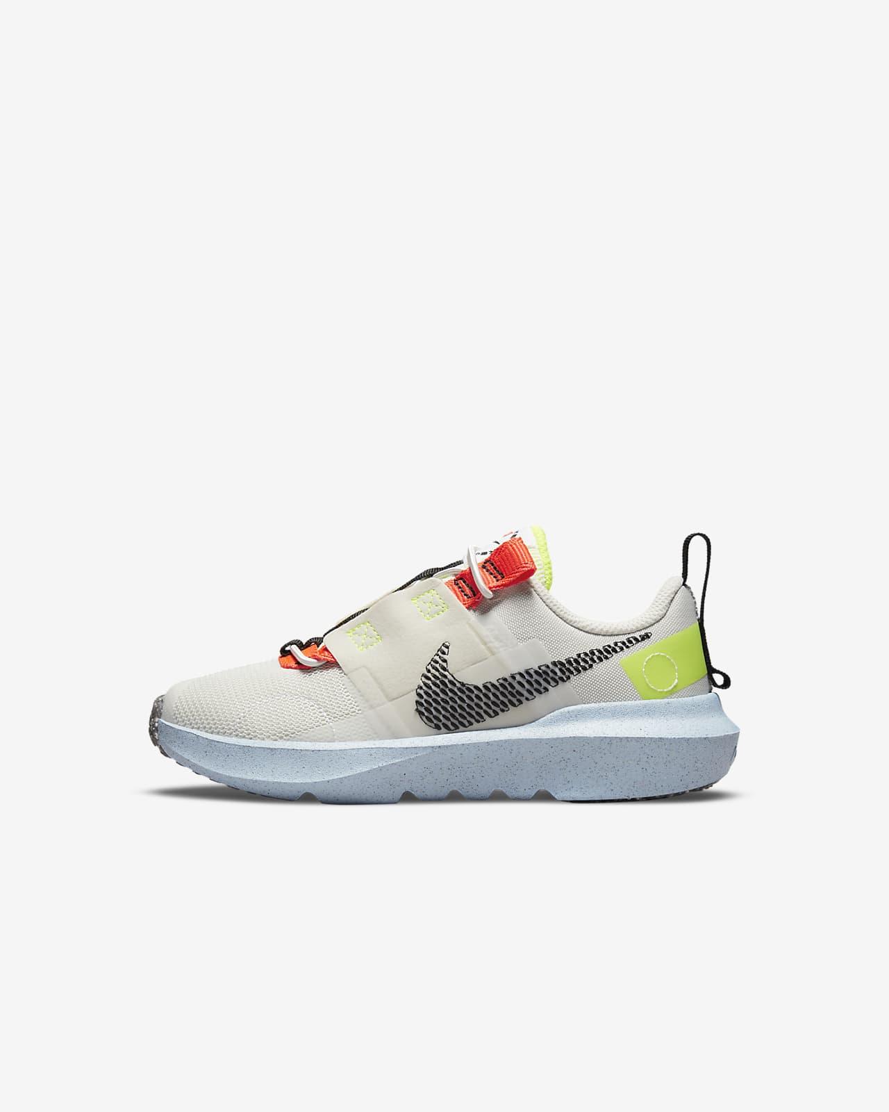 Chaussure Nike Crater Impact pour Jeune enfant. Nike LU
