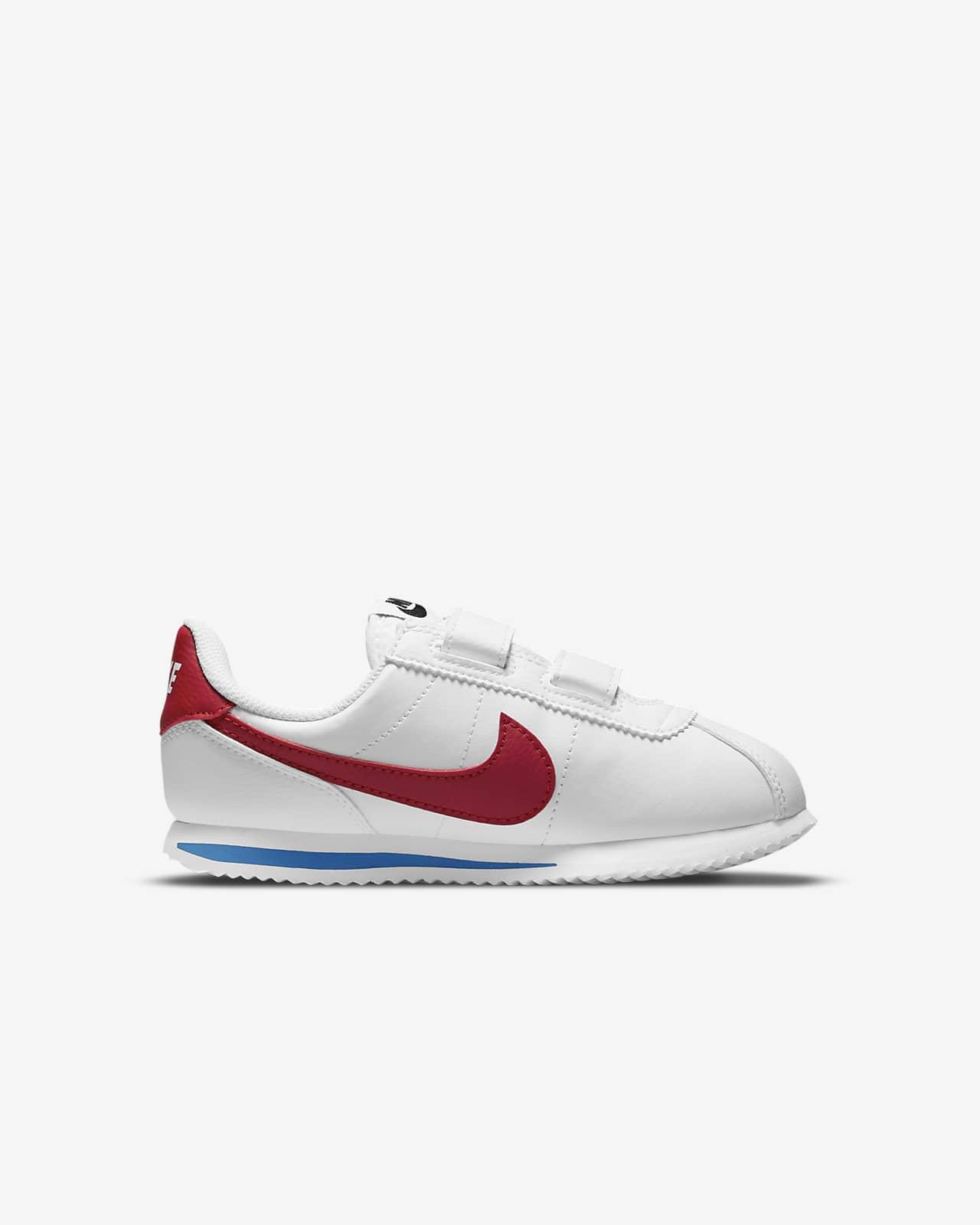 Azul Puntuación Inconsciente  Nike Cortez Basic SL Younger Kids' Shoe. Nike ID