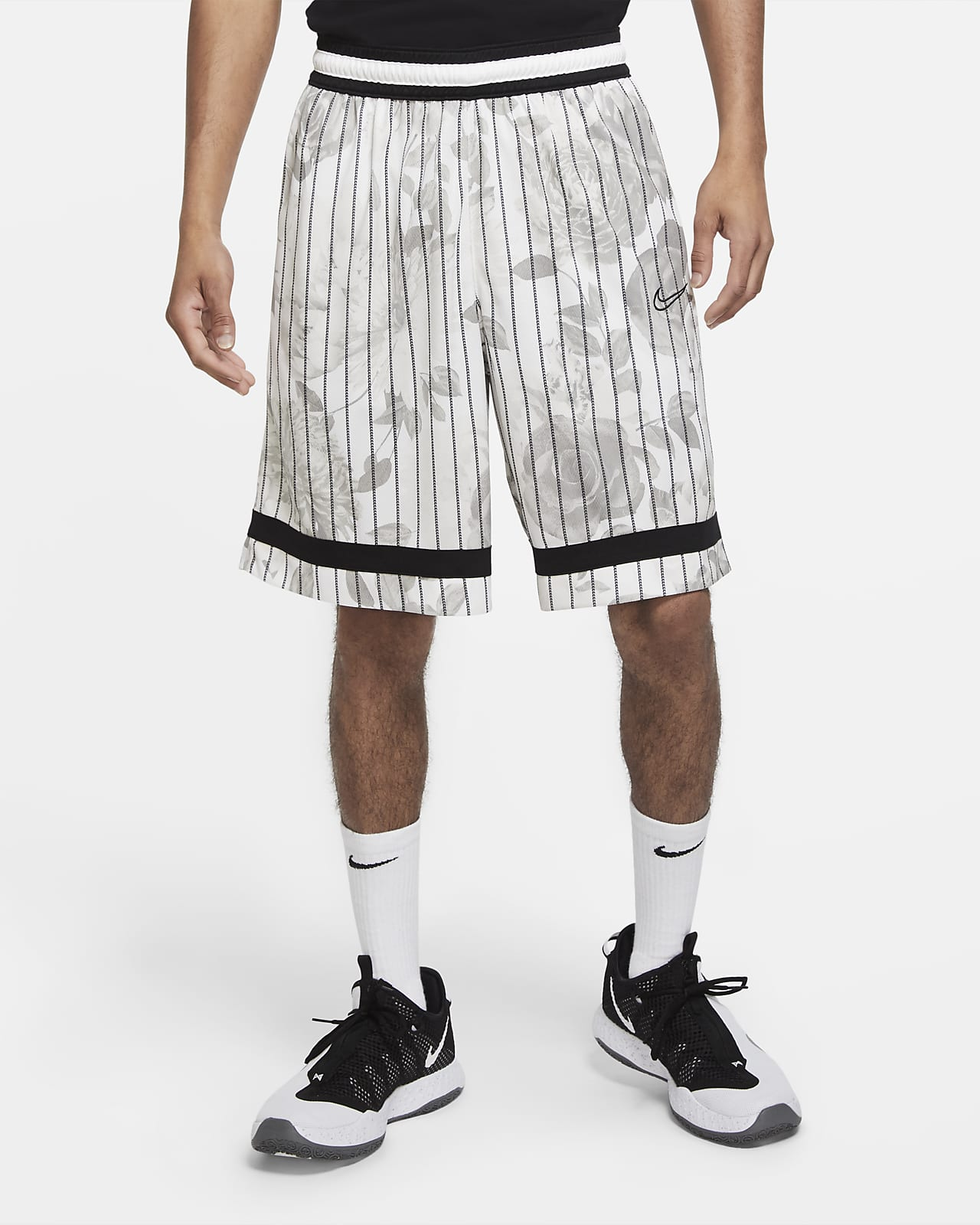 Nike Victory Men's Printed Basketball Shorts