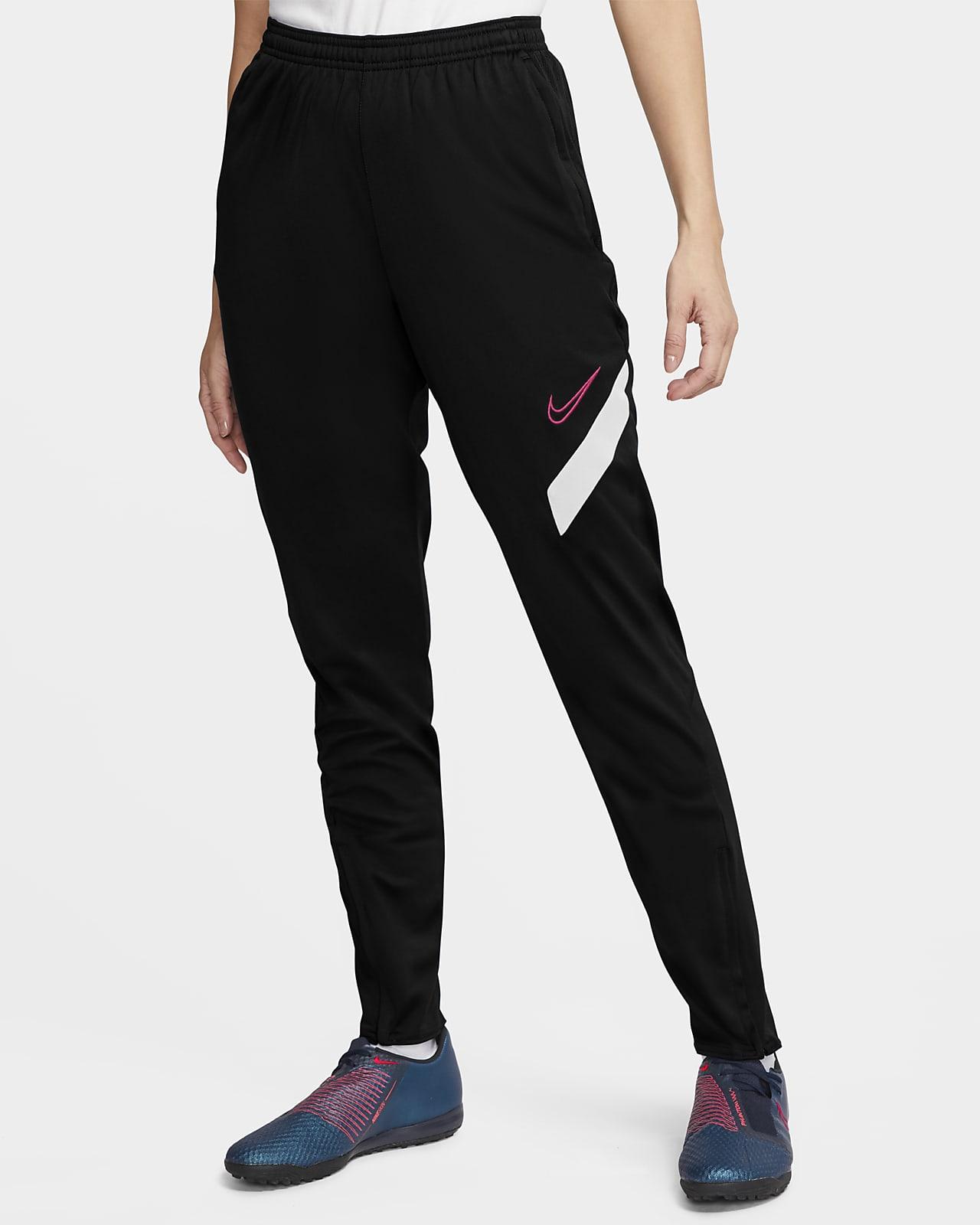 Pantalones de fútbol para mujer Nike Dri-FIT Academy Pro