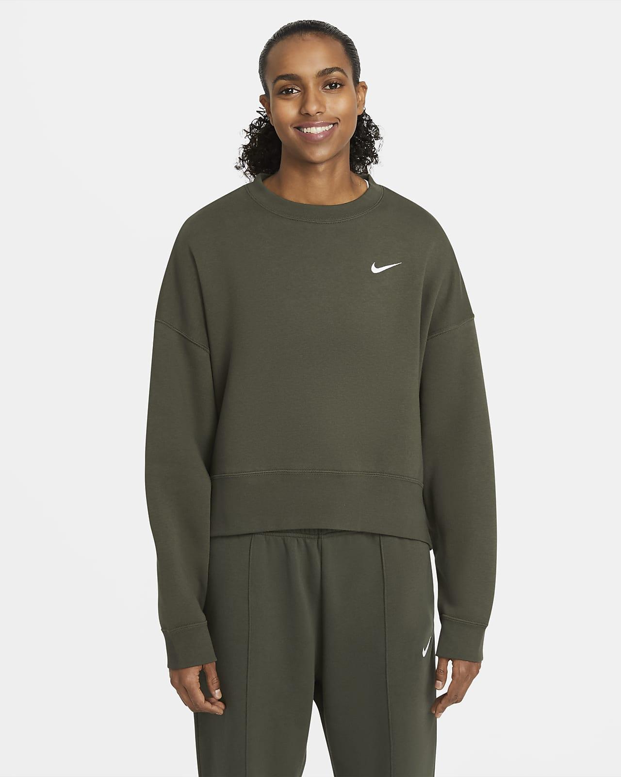 Sudadera De Tejido Fleece Para Mujer Nike Sportswear Essential Nike Com