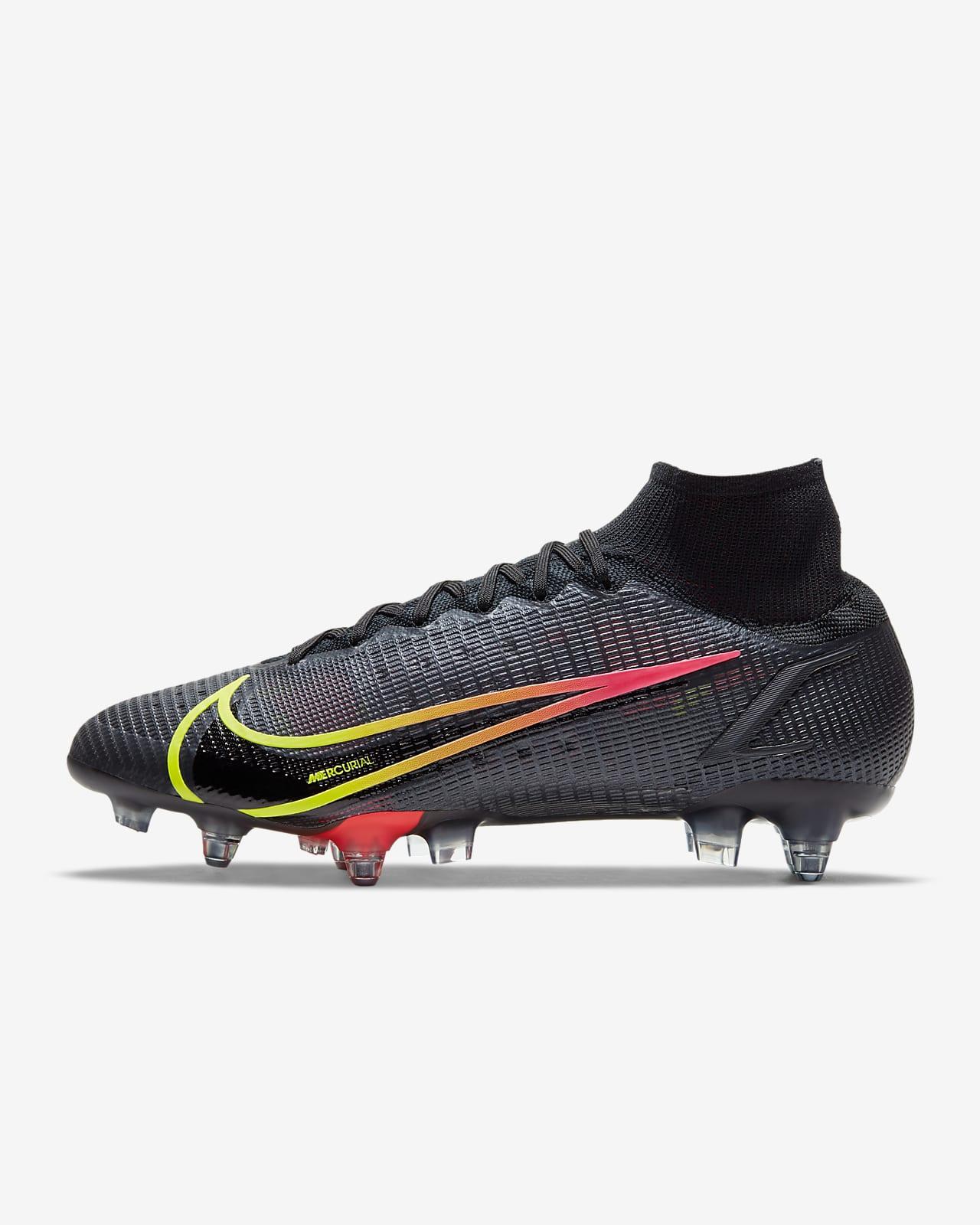 Chaussure de football à crampons pour terrain gras Nike Mercurial Superfly 8 Elite SG-Pro AC