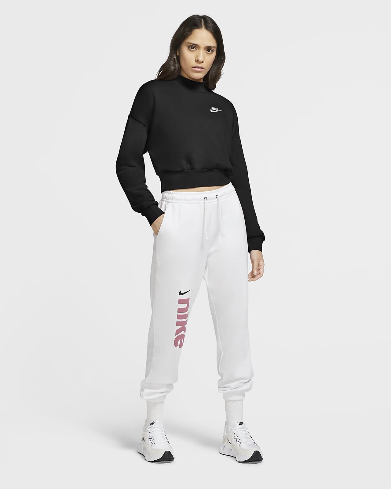Nike Sportswear Essential fleecegenser til dame. Nike NO