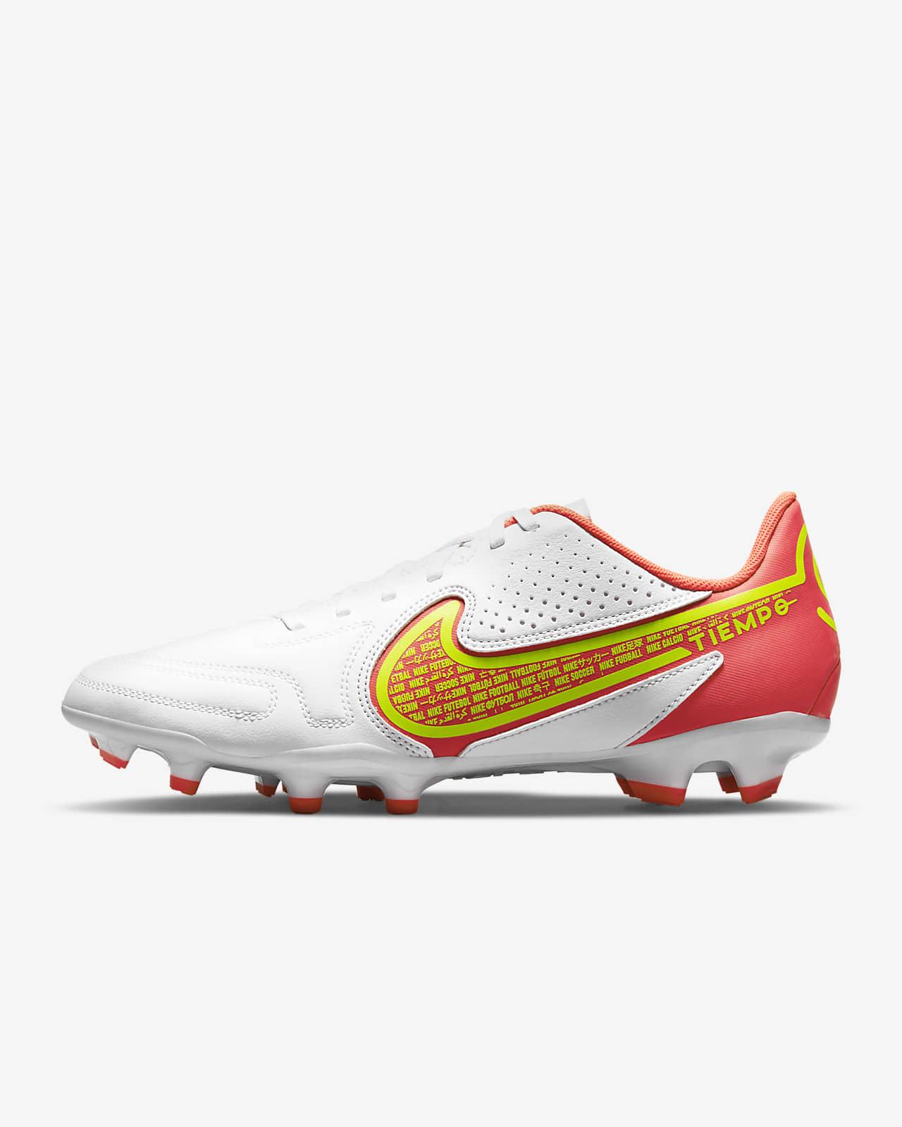 Chaussure de football multi-surfaces à crampons Nike Tiempo Legend 9 Club MG
