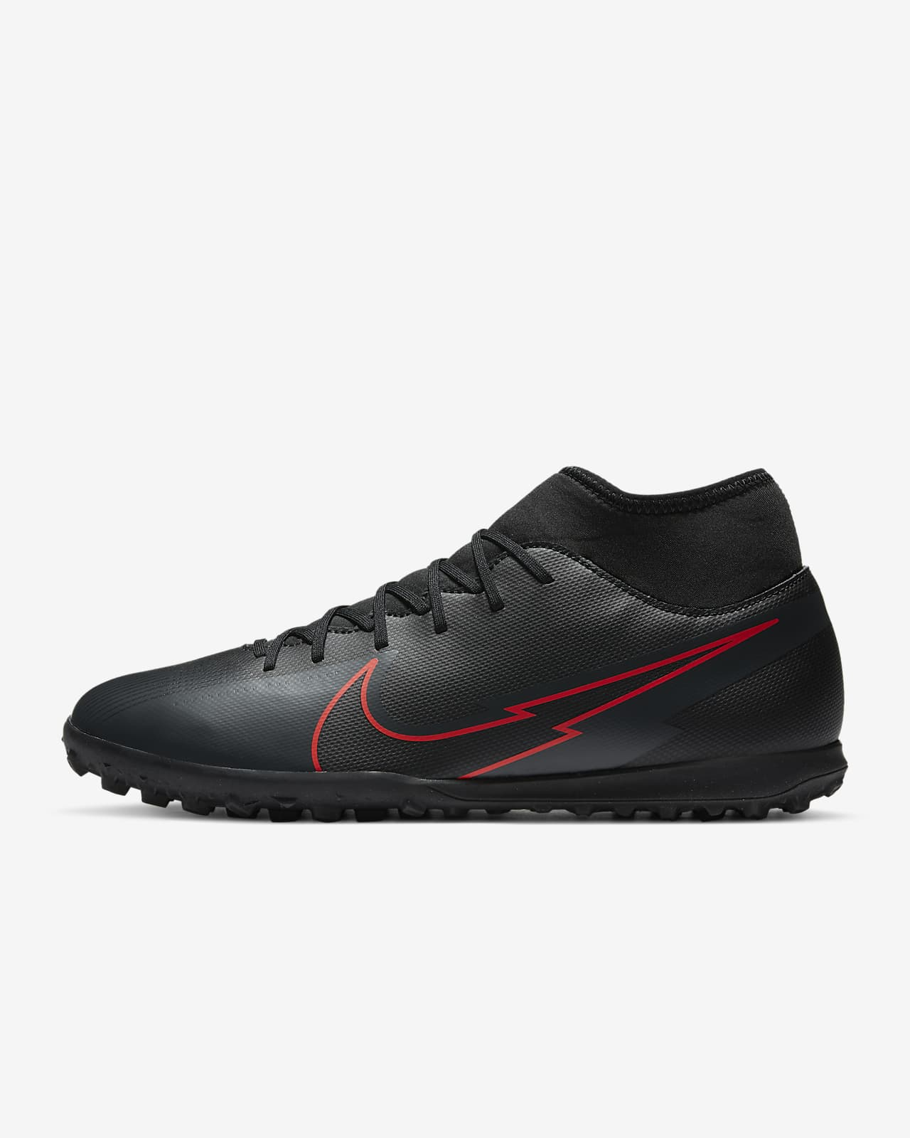 Calzado de fútbol para césped deportivo artificial (turf) Nike Mercurial Superfly 7 Club TF