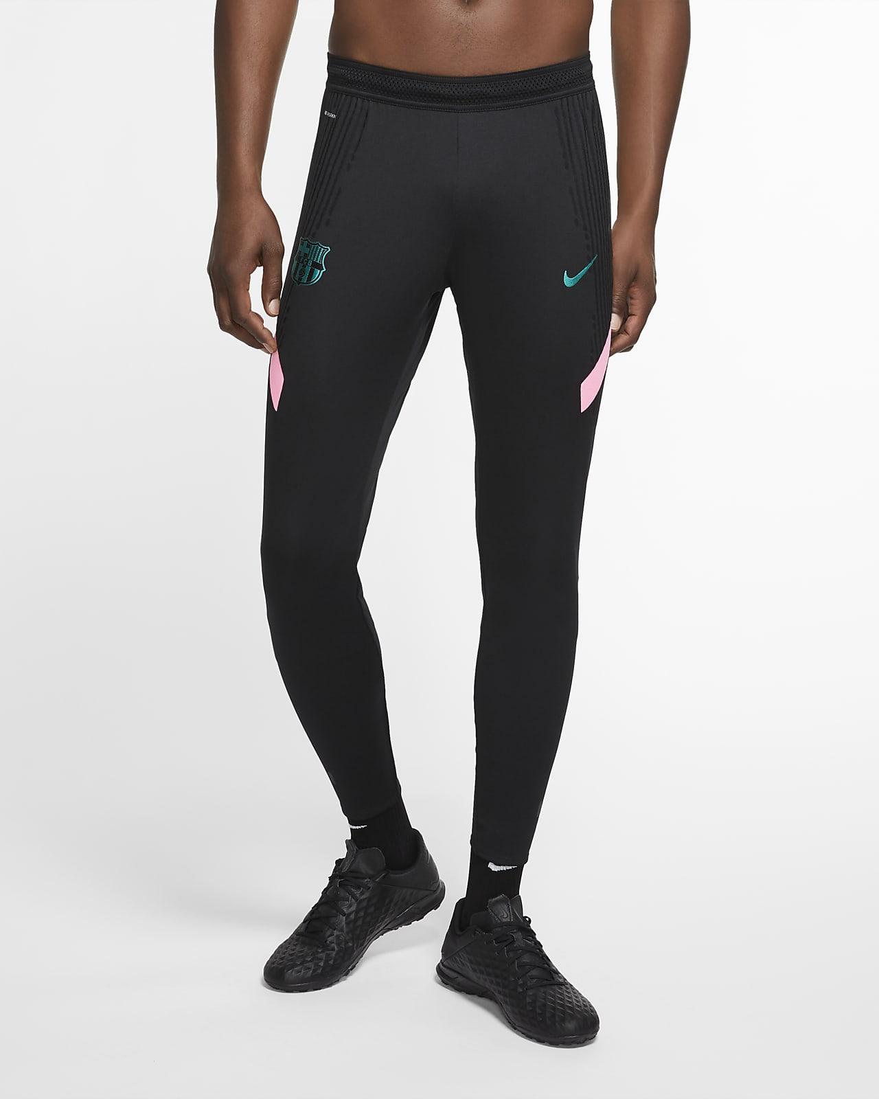 Pantalones De Futbol Para Hombre Fc Barcelona Vaporknit Strike Nike Cl