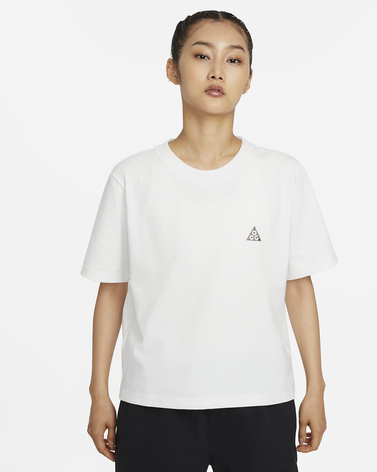 ナイキ ACG ウィメンズ ショートスリーブ Tシャツ