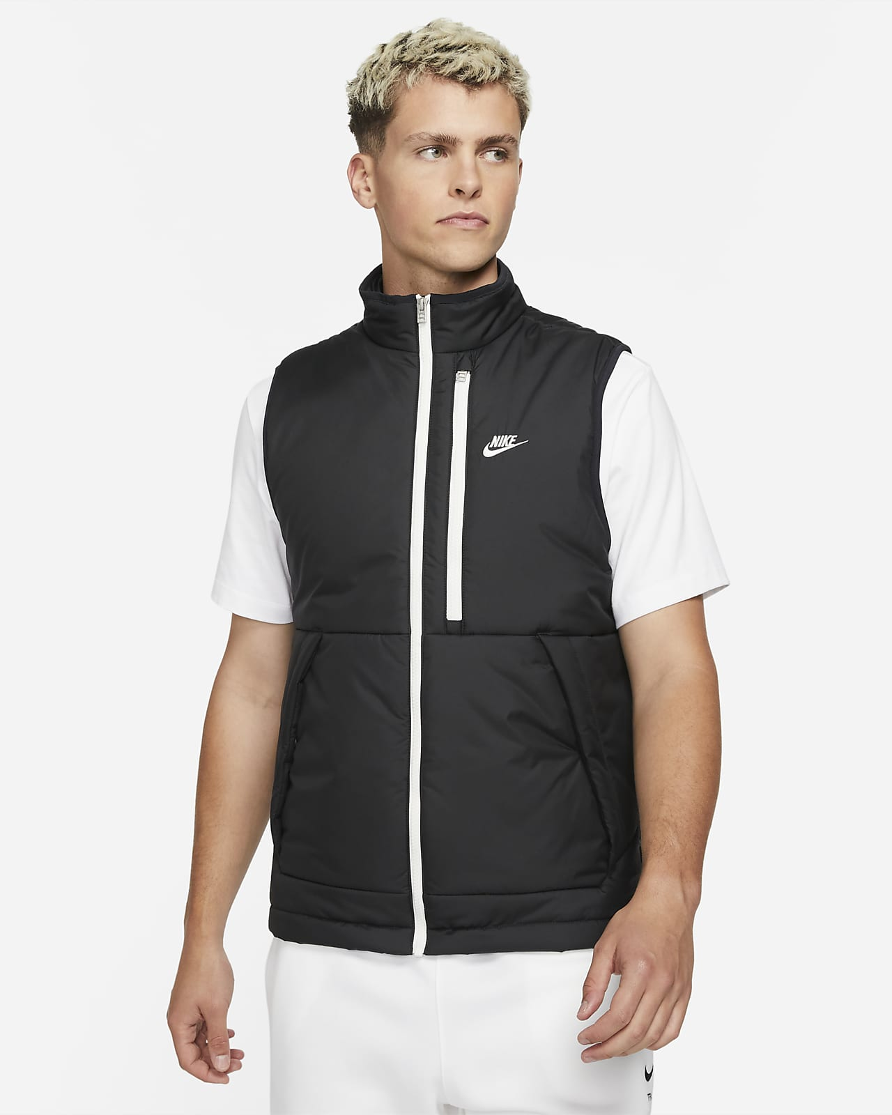 Nike Sportswear Therma-FIT Legacy Men's Hooded Gilet