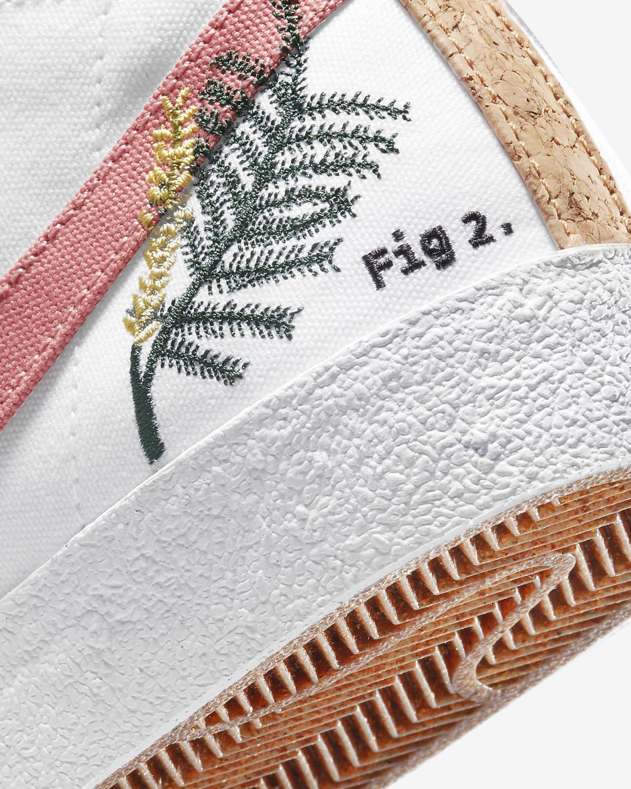 Chaussure Nike Blazer Mid '77 SE pour Femme. Nike LU