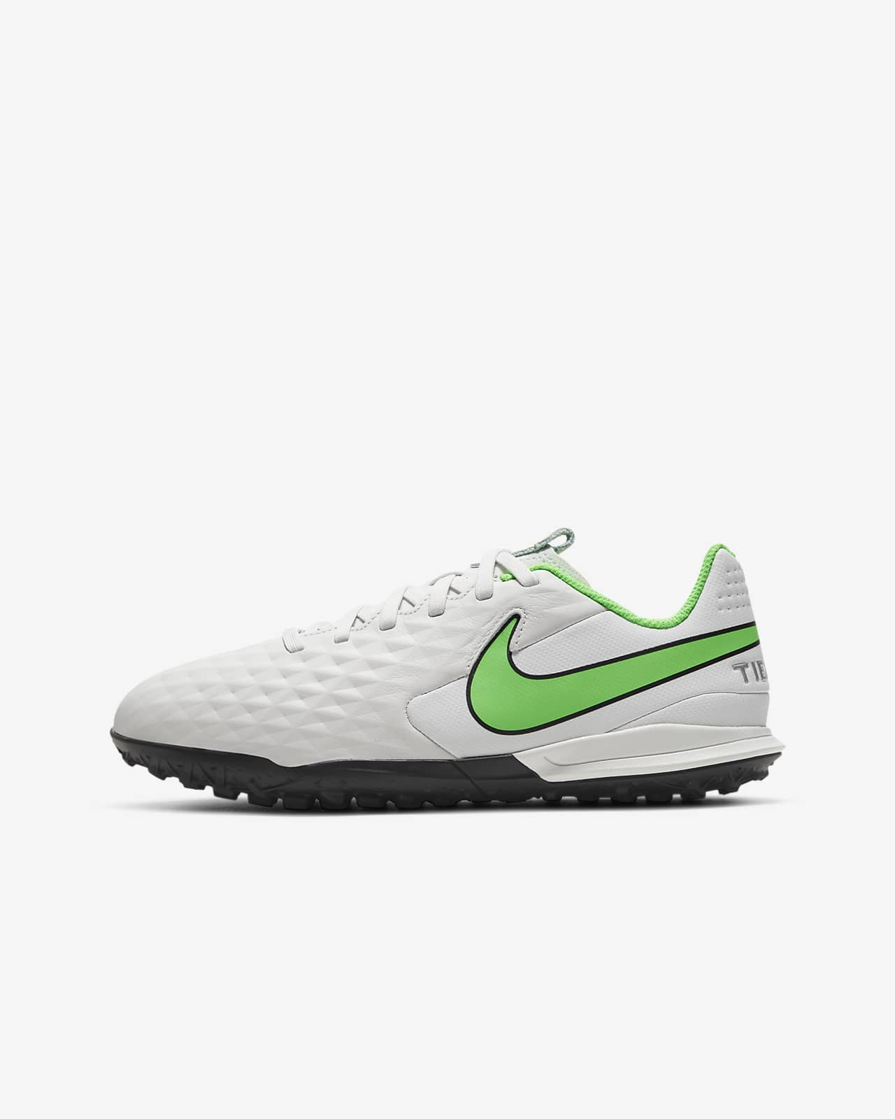 Chaussure de football pour surface synthétique Nike Jr. Tiempo Legend 8 Academy TF pour Jeune enfant/Enfant plus âgé