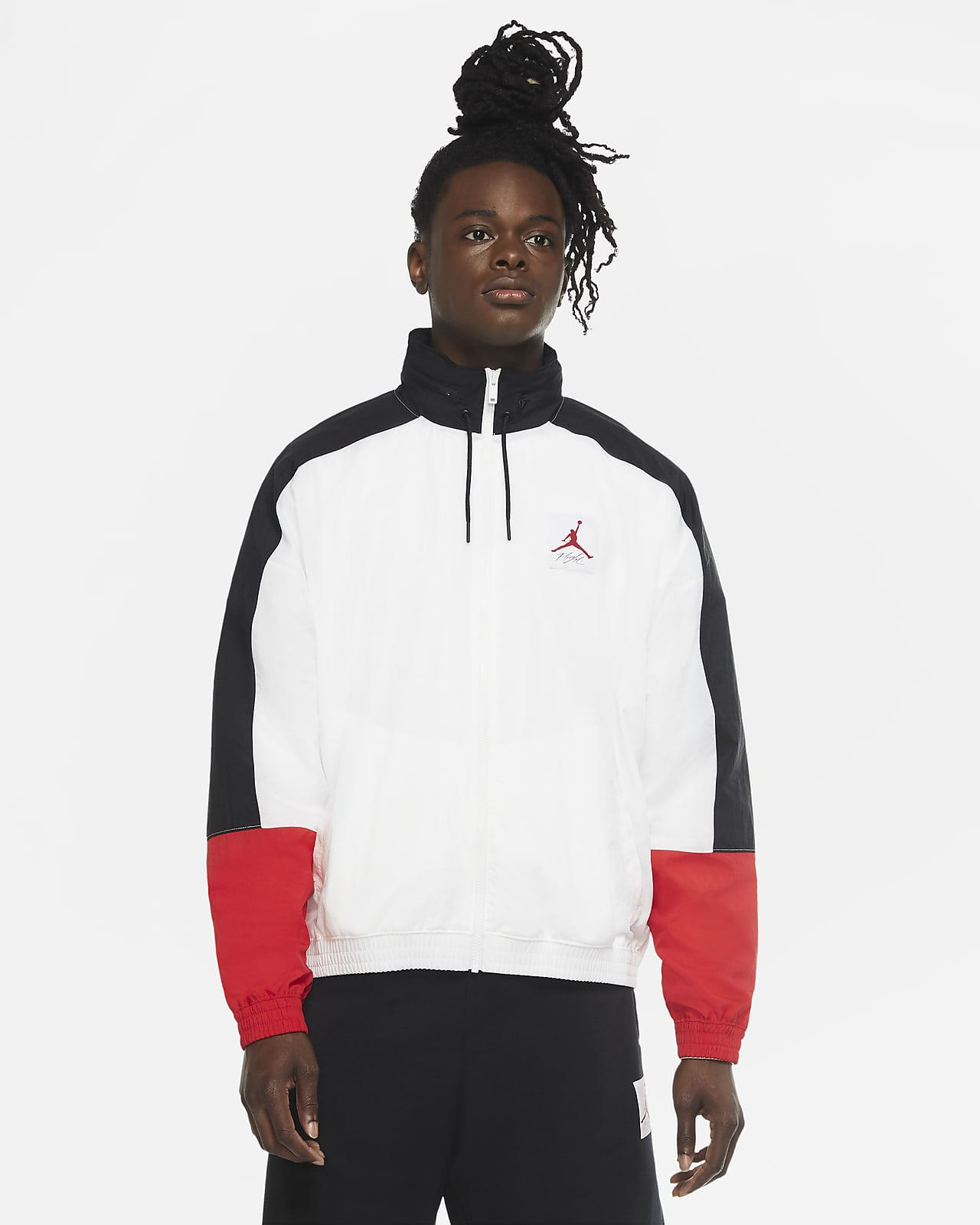 Jordan AJ4 Men's Lightweight Jacket. Nike GB