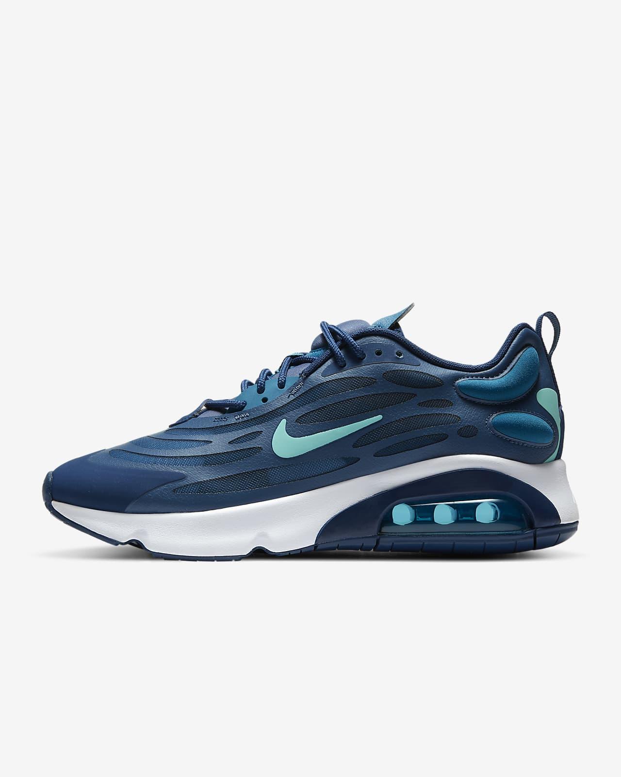 chaussure homme nike air max bleu