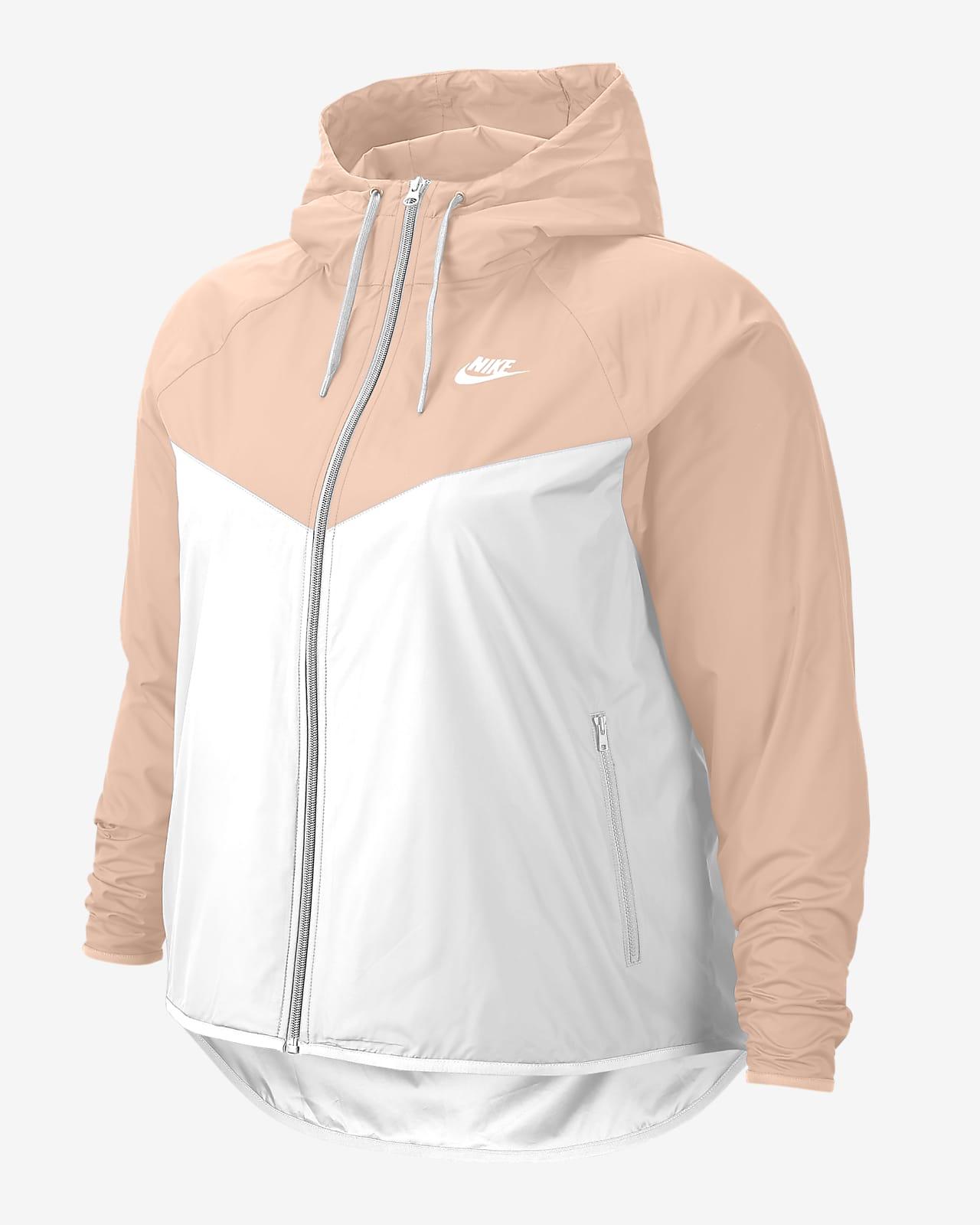 Nike Sportswear Windrunner Damenjacke (große Größe). Nike DE