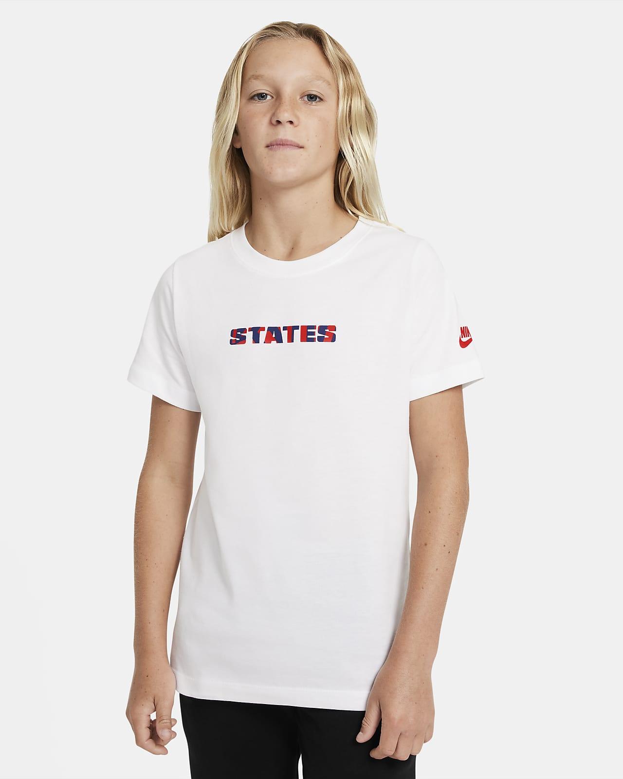 U.S. Big Kids' T-Shirt