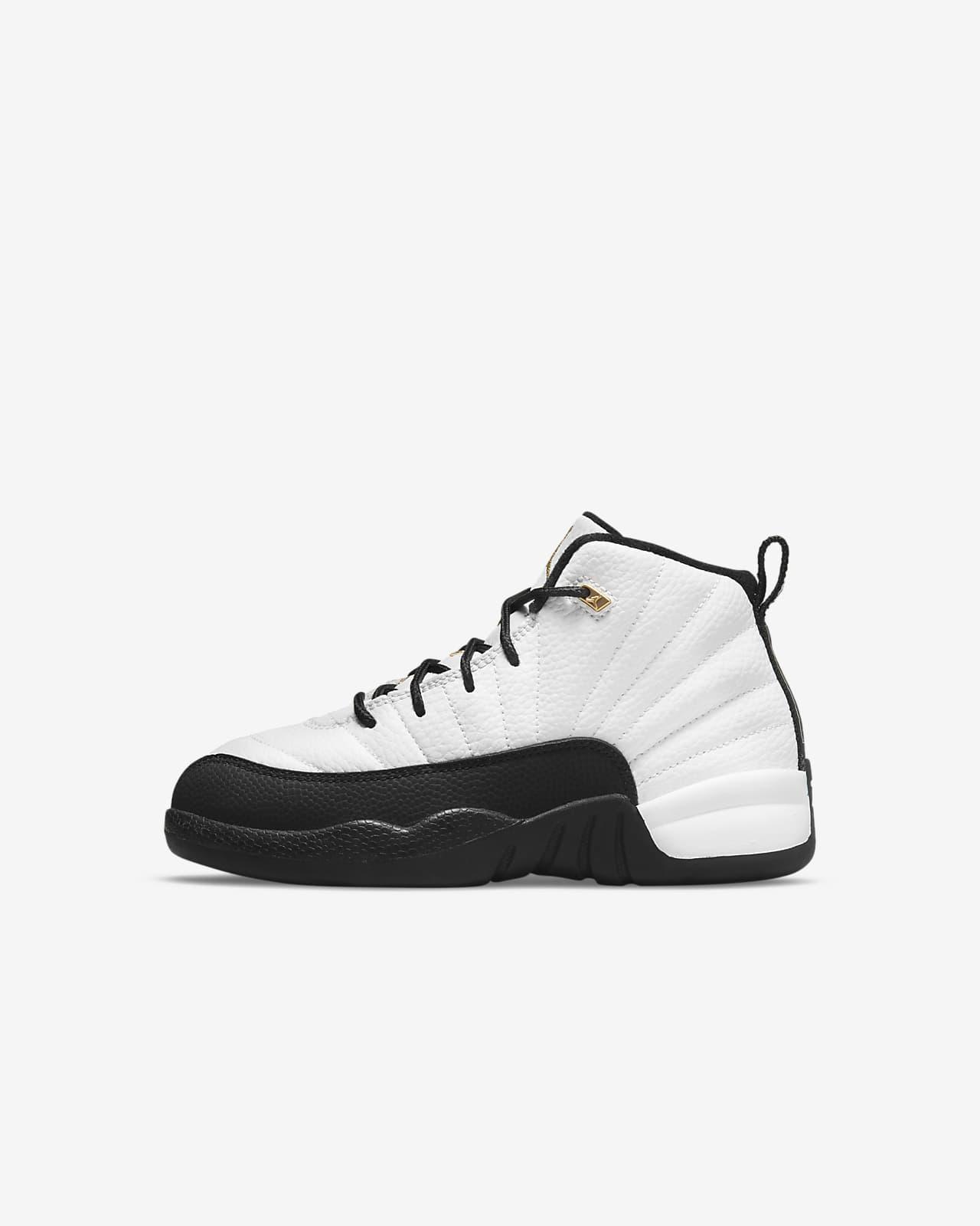 Jordan 12 Retro (PS) 复刻幼童运动童鞋