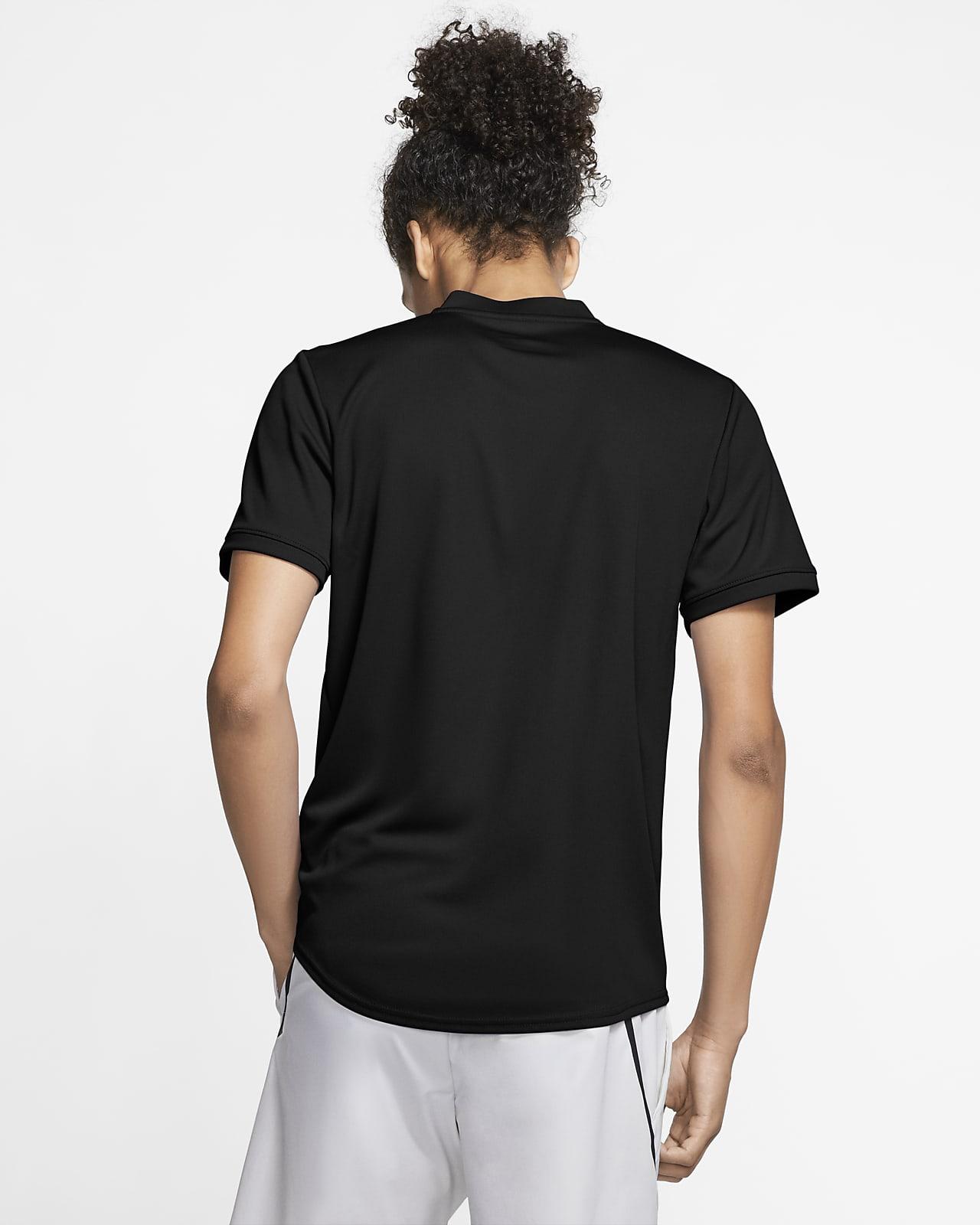 Polo de tennis NikeCourt Dri FIT pour Homme